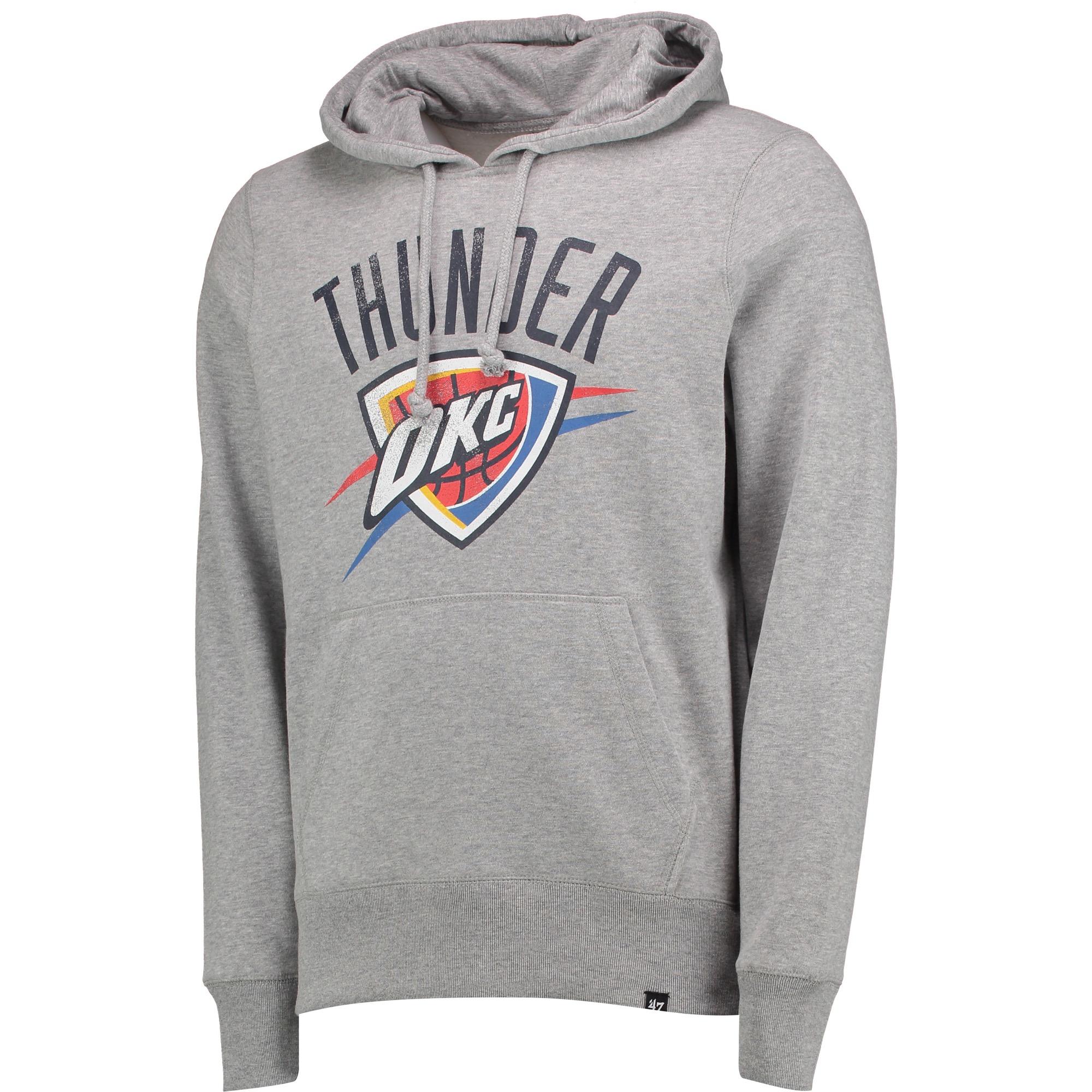 Oklahoma City Thunder 47 Core Knockaround Hoodie - Mens