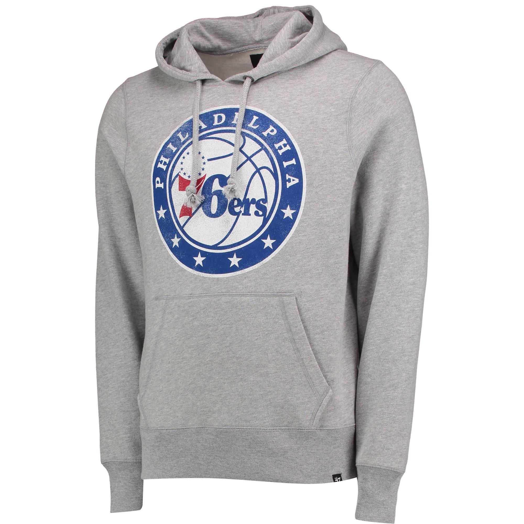 Philadelphia 76ers 47 Core Knockaround Hoodie - Mens
