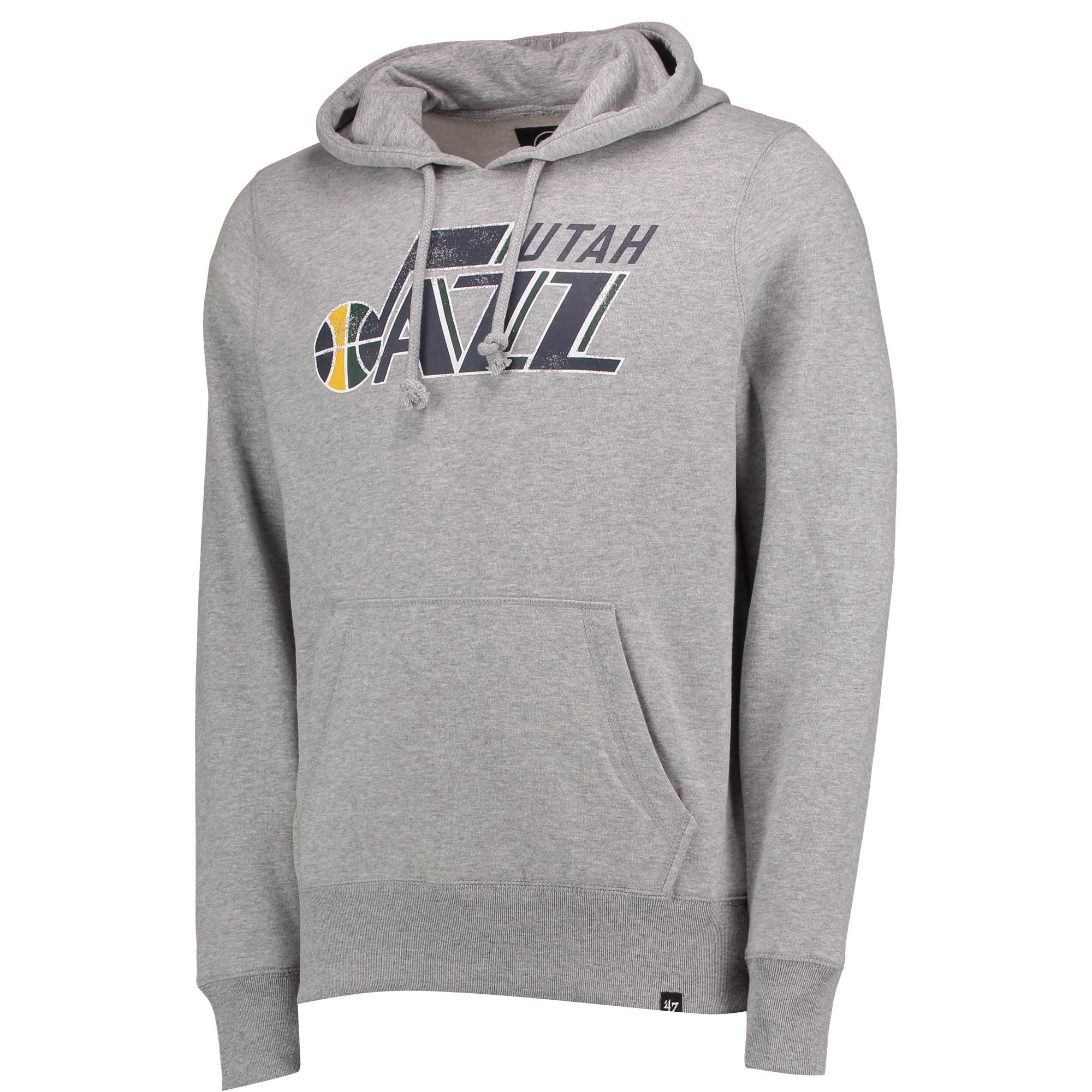 Utah Jazz 47 Core Knockaround Hoodie - Mens