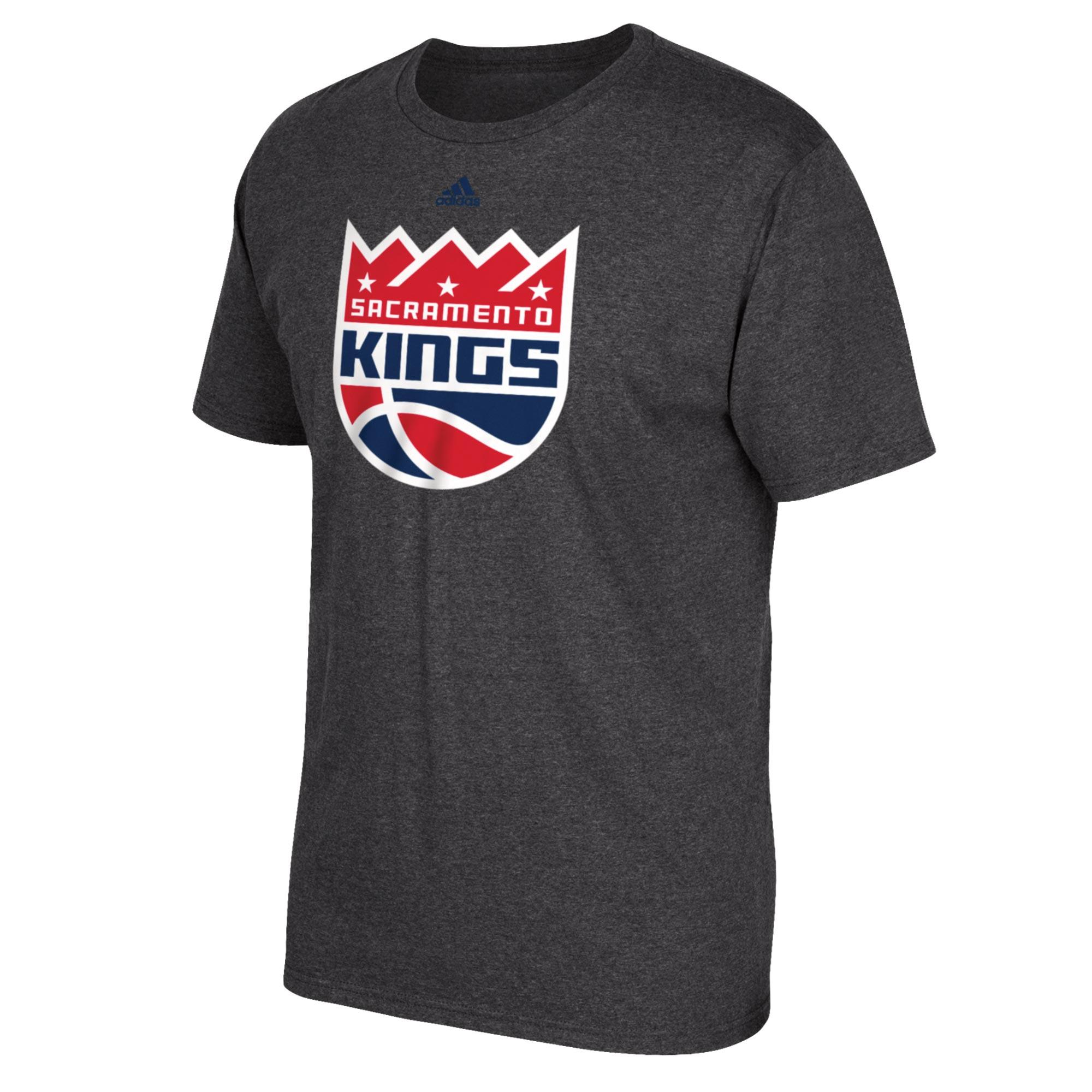 Sacramento Kings adidas Stars & Stripes T-Shirt - Mens