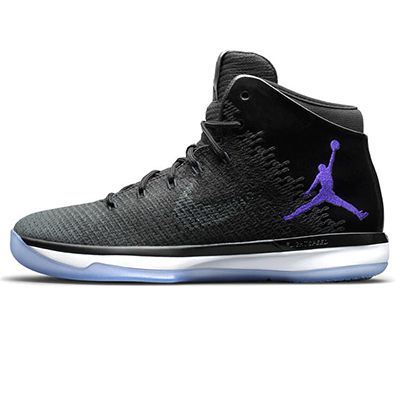 Jordan AJXXX1 Basketball Shoe - Black/Concord/Anthracite - Mens
