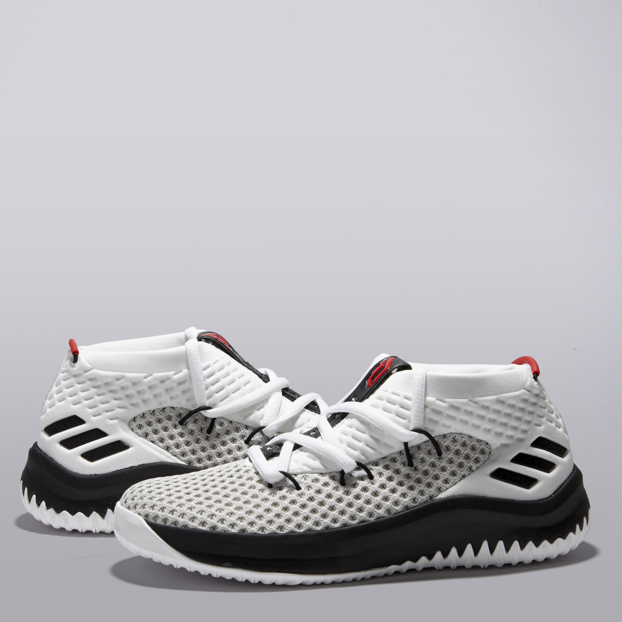 "Image of ""adidas Lillard 3 Basketball Shoe - Home - Kids"""