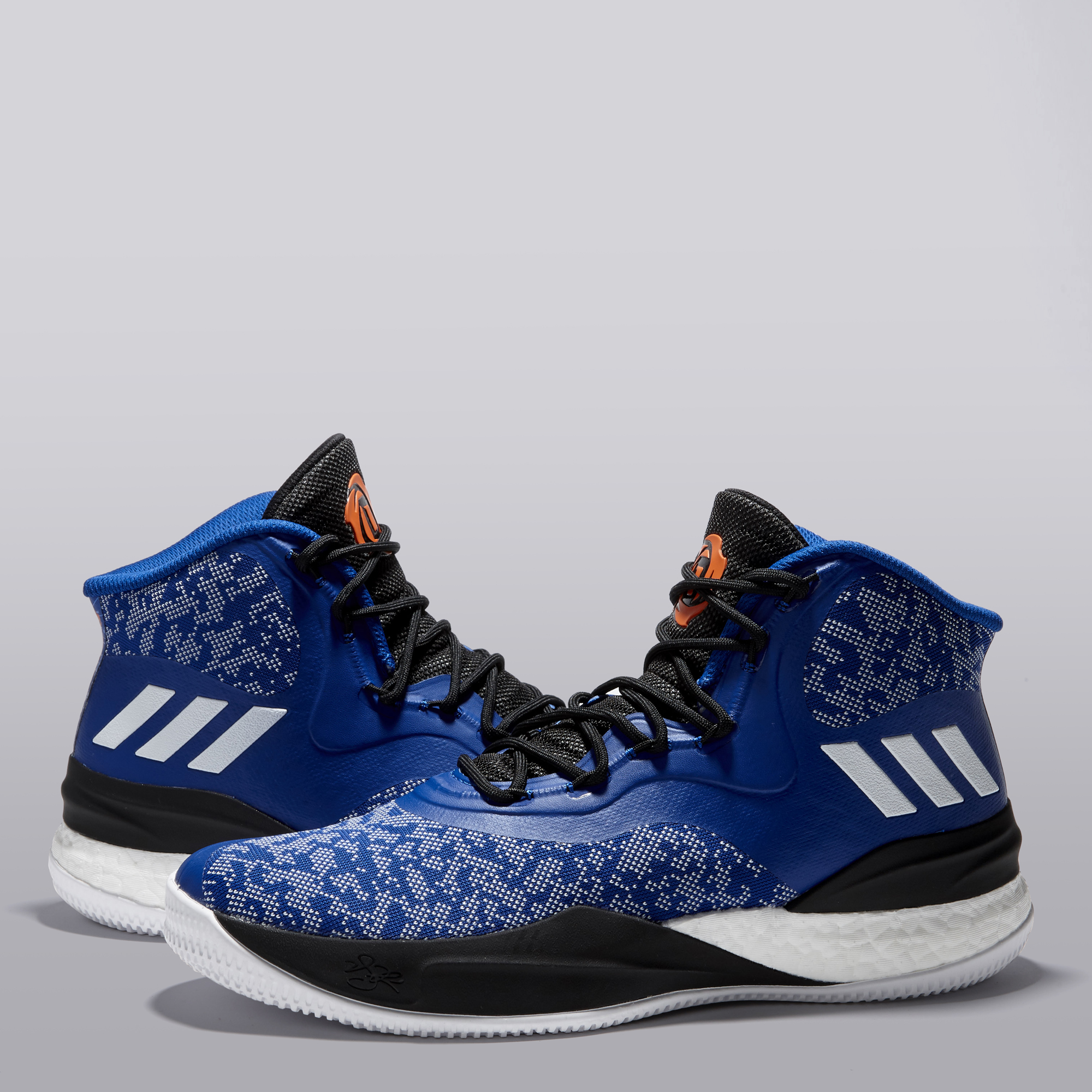 "Image of ""adidas D Rose 8 Basketball Shoe - Home - Mens"""