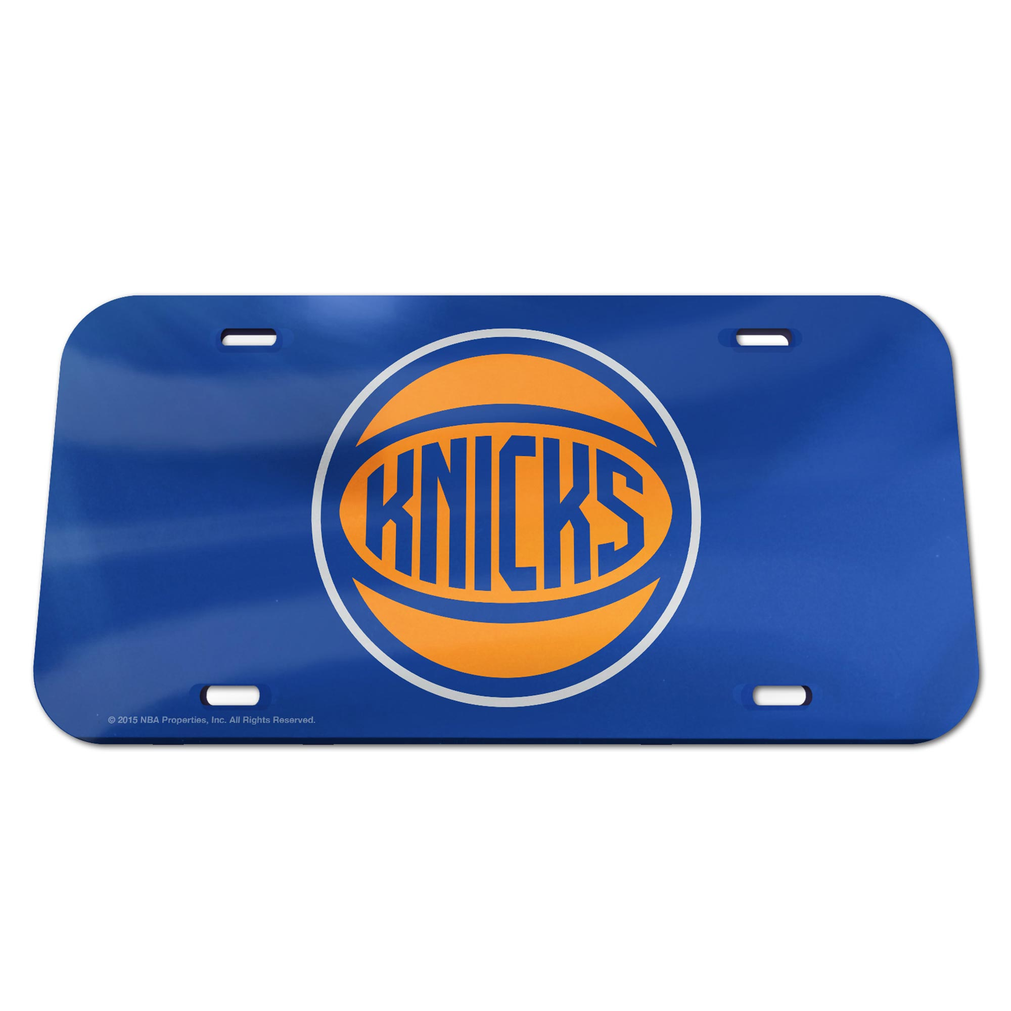 New York Knicks Mirror Wall License Plate