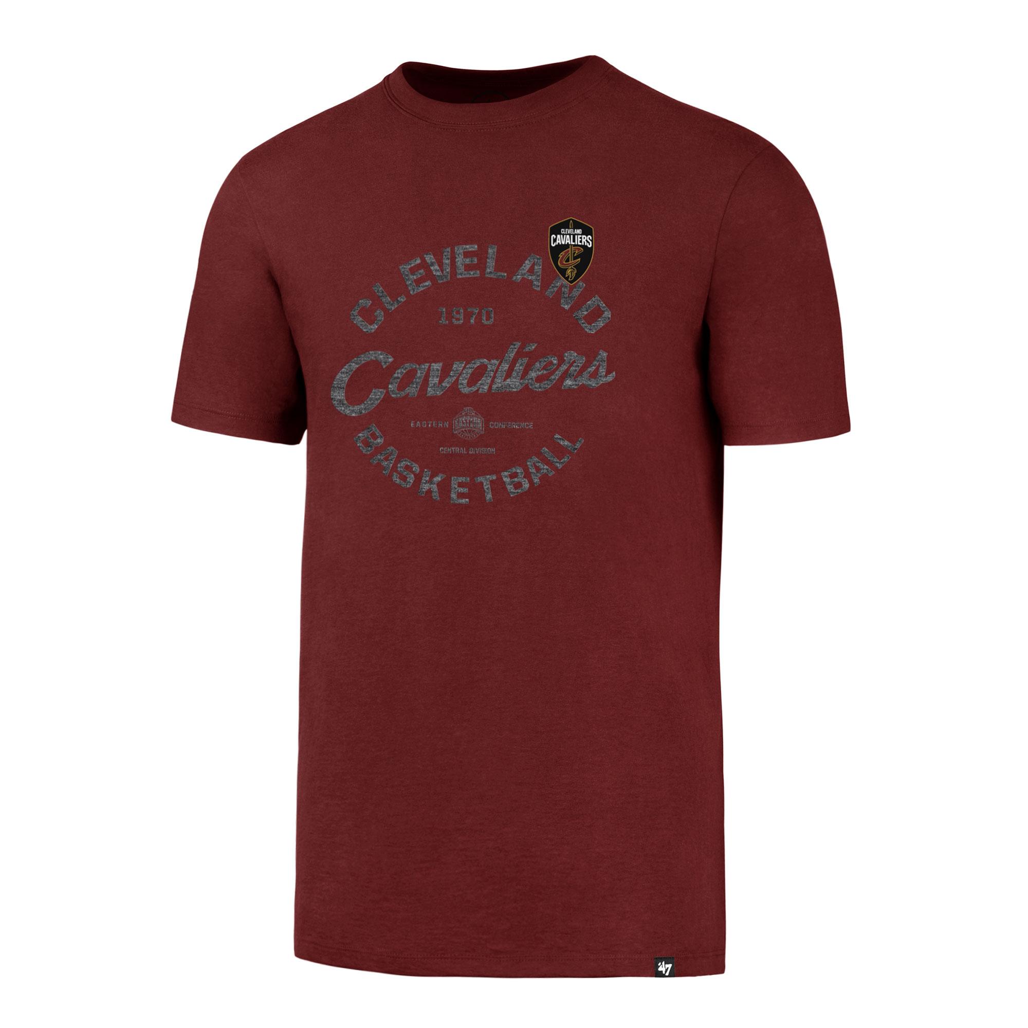 Camiseta 47 Crosstown Flanker de los Cleveland Cavaliers para hombre 2019