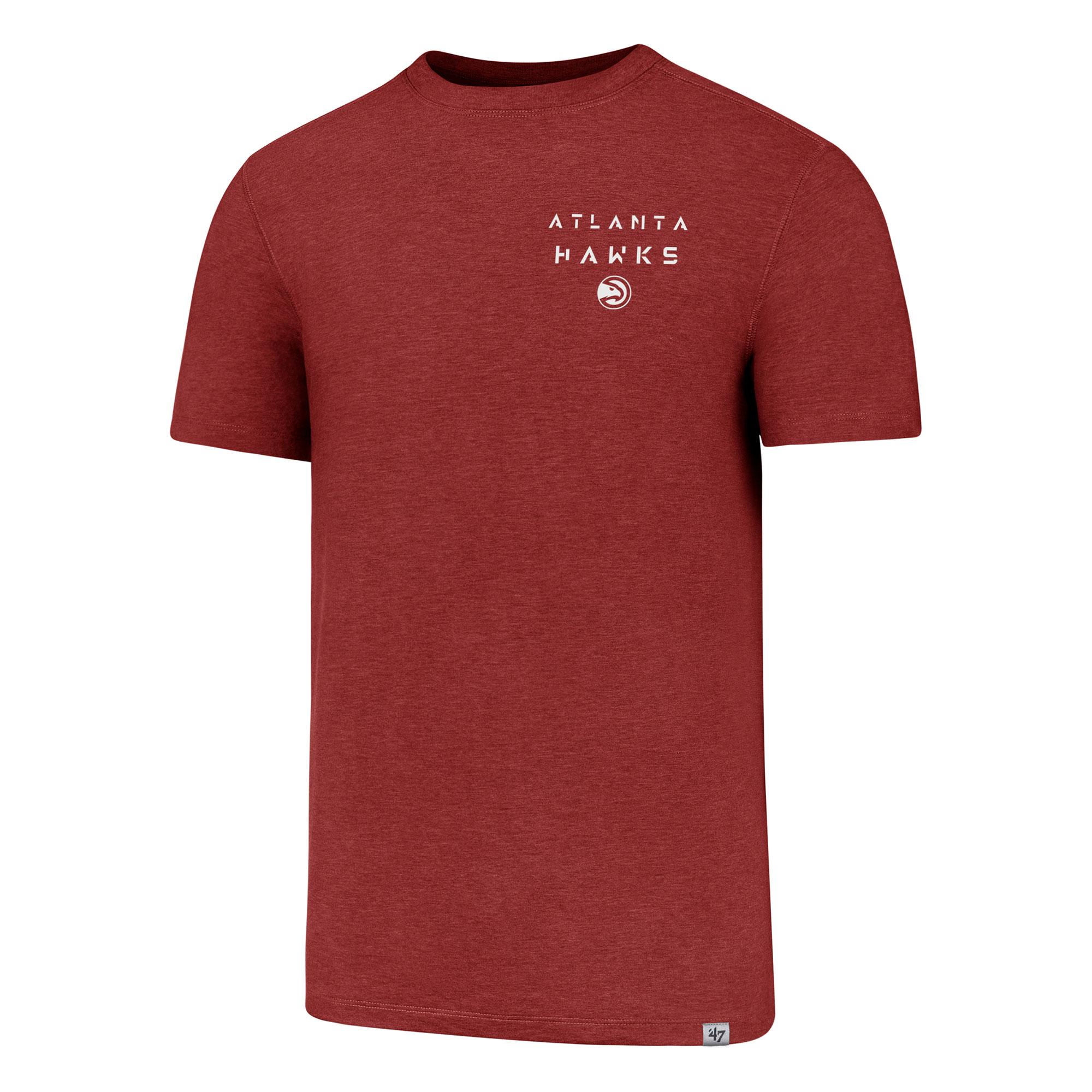 "Image of ""Atlanta Hawks 47 Forward Gravity T-Shirt - Mens"""