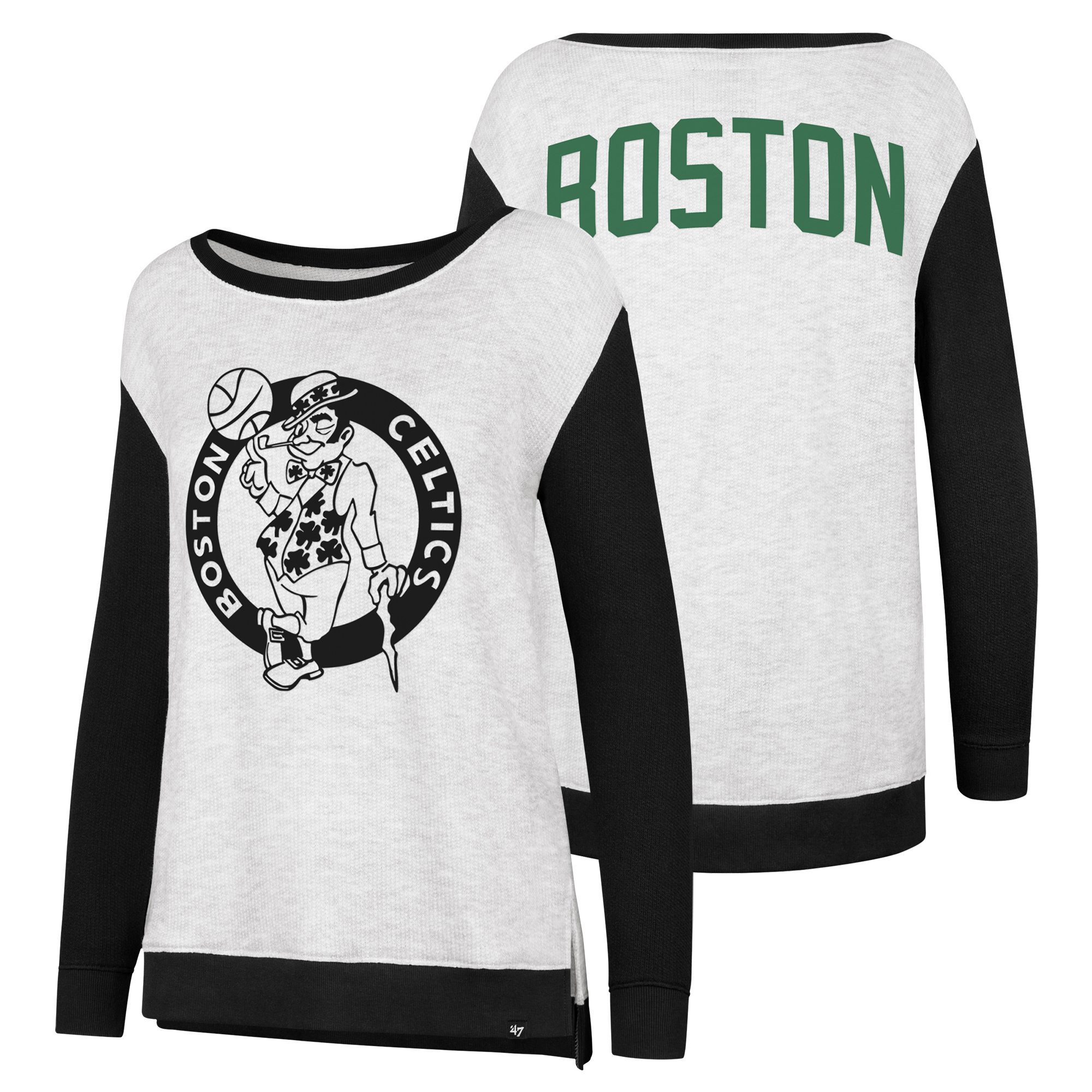 "Image of ""Boston Celtics 47 Kyla Sweater - Womens"""