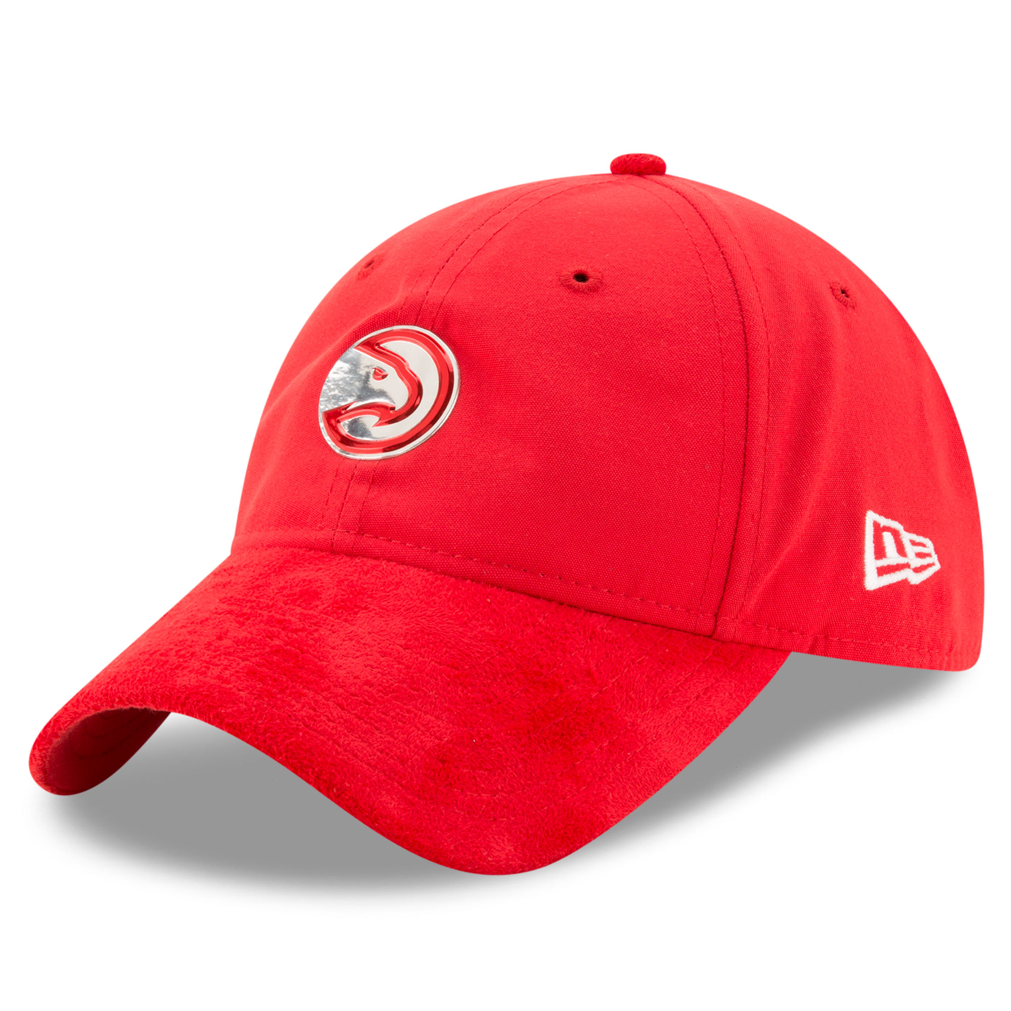 "Image of ""Atlanta Hawks New Era 2017 Official On-Court 9TWENTY Adjustable Cap"""