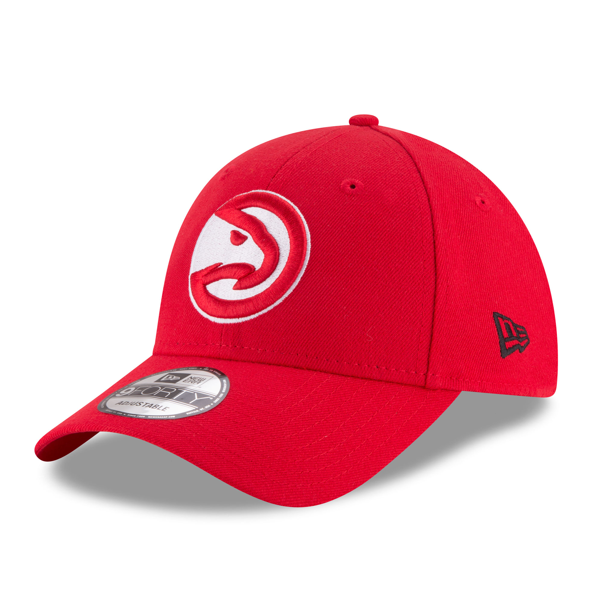 "Image of ""Atlanta Hawks New Era The League 9FORTY Adjustable Cap"""