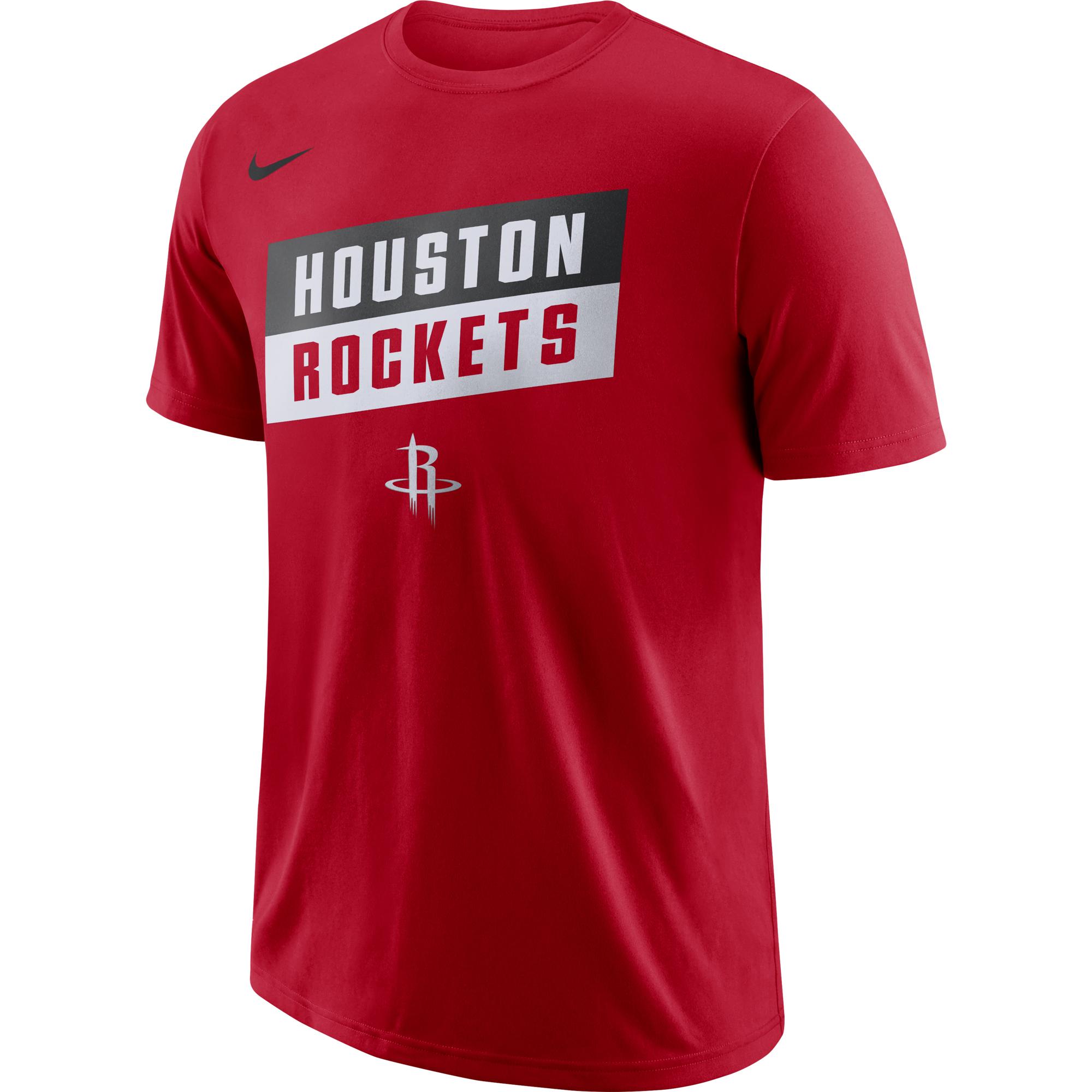 Camiseta Nike Stock Team de los Houston Rockets para hombre