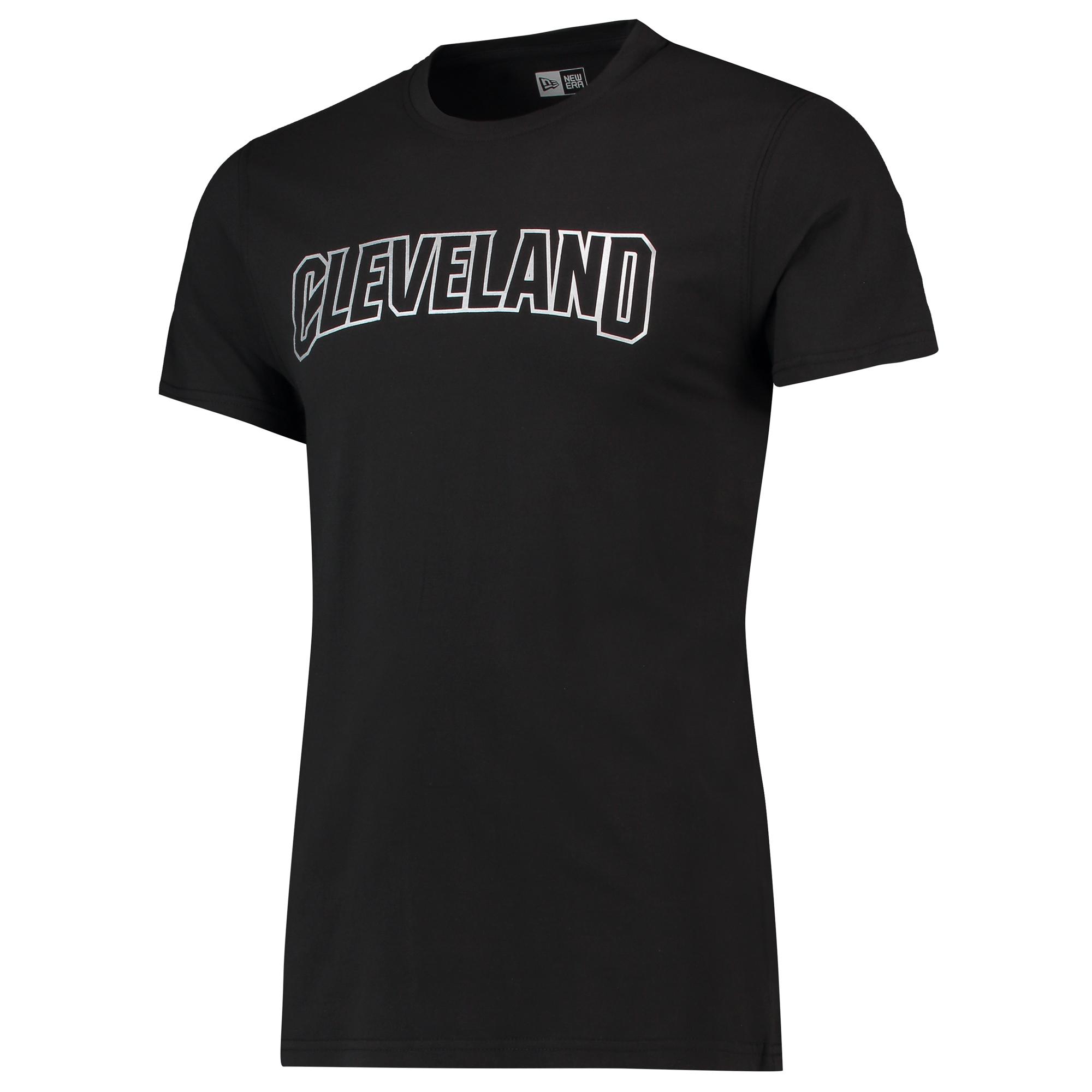 Camiseta Graphic de los Cleveland Cavaliers de New Era para hombre