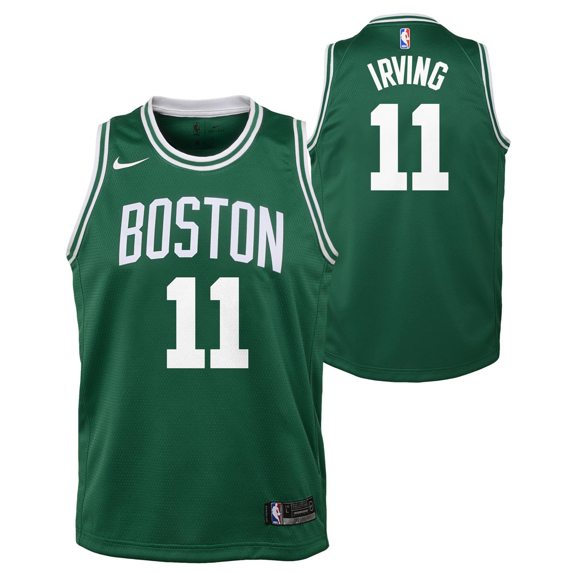 """Boston Celtics Nike Icon Swingman Jersey - Kyrie Irving - Youth"""