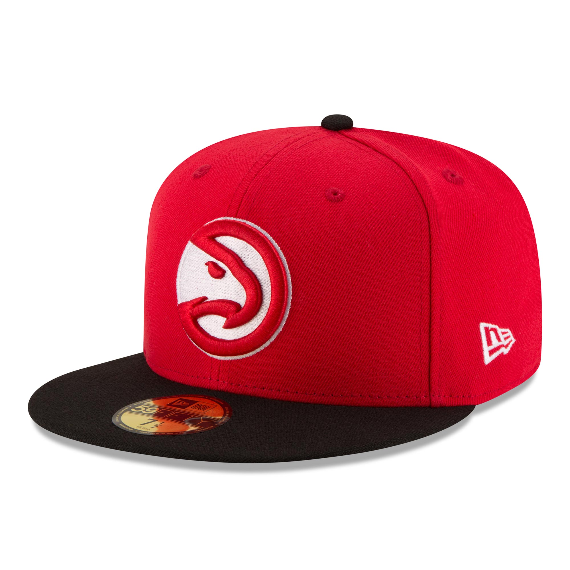 "Image of ""Atlanta Hawks New Era 59FIFTY Fitted Cap"""