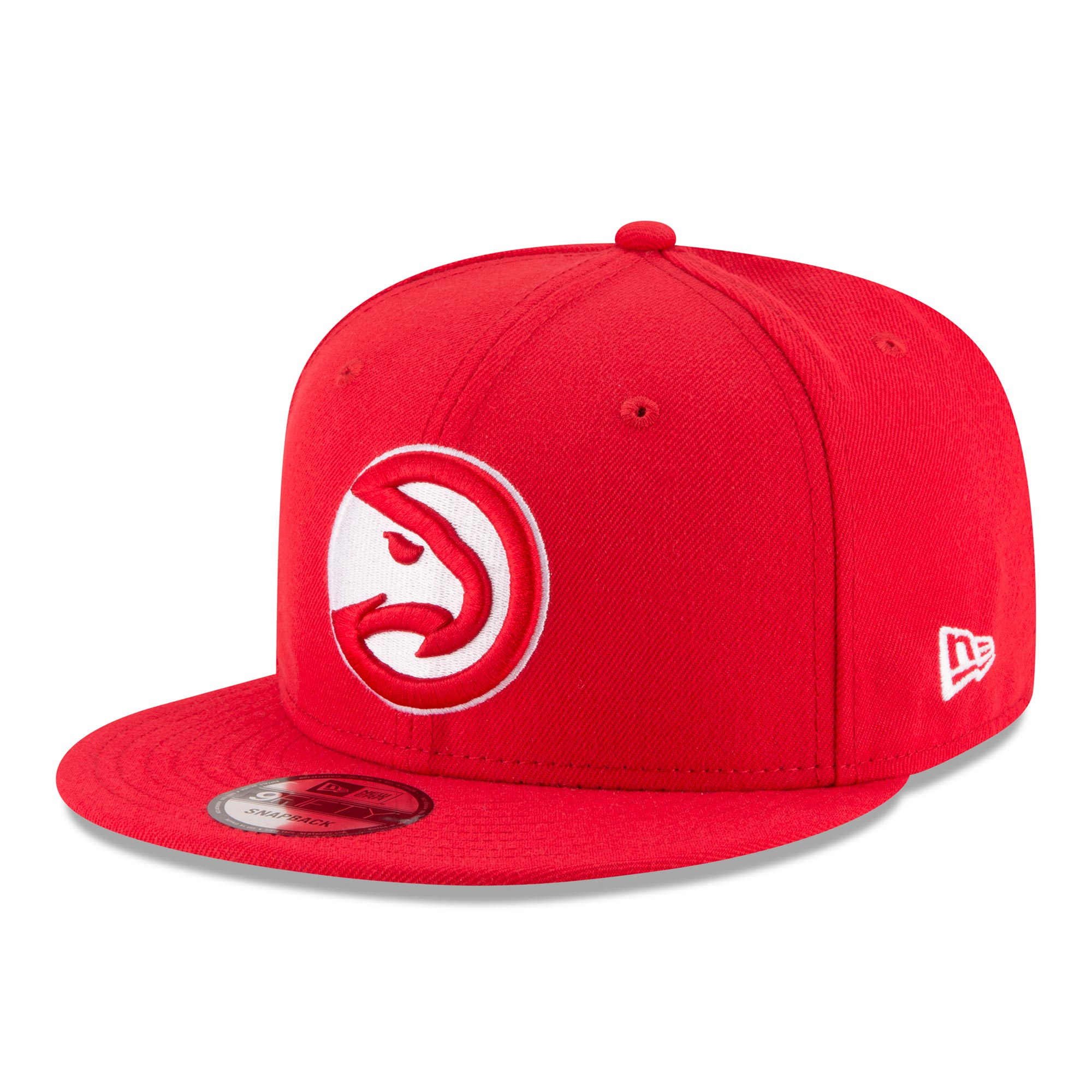 "Image of ""Atlanta Hawks New Era 9FIFTY Snapback Cap"""