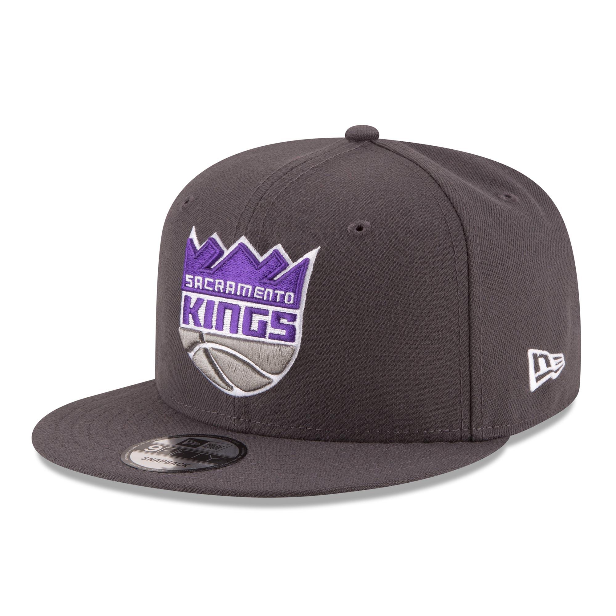 Gorra 9FIFTY de los Sacramento Kings de New Era con cierre a presión