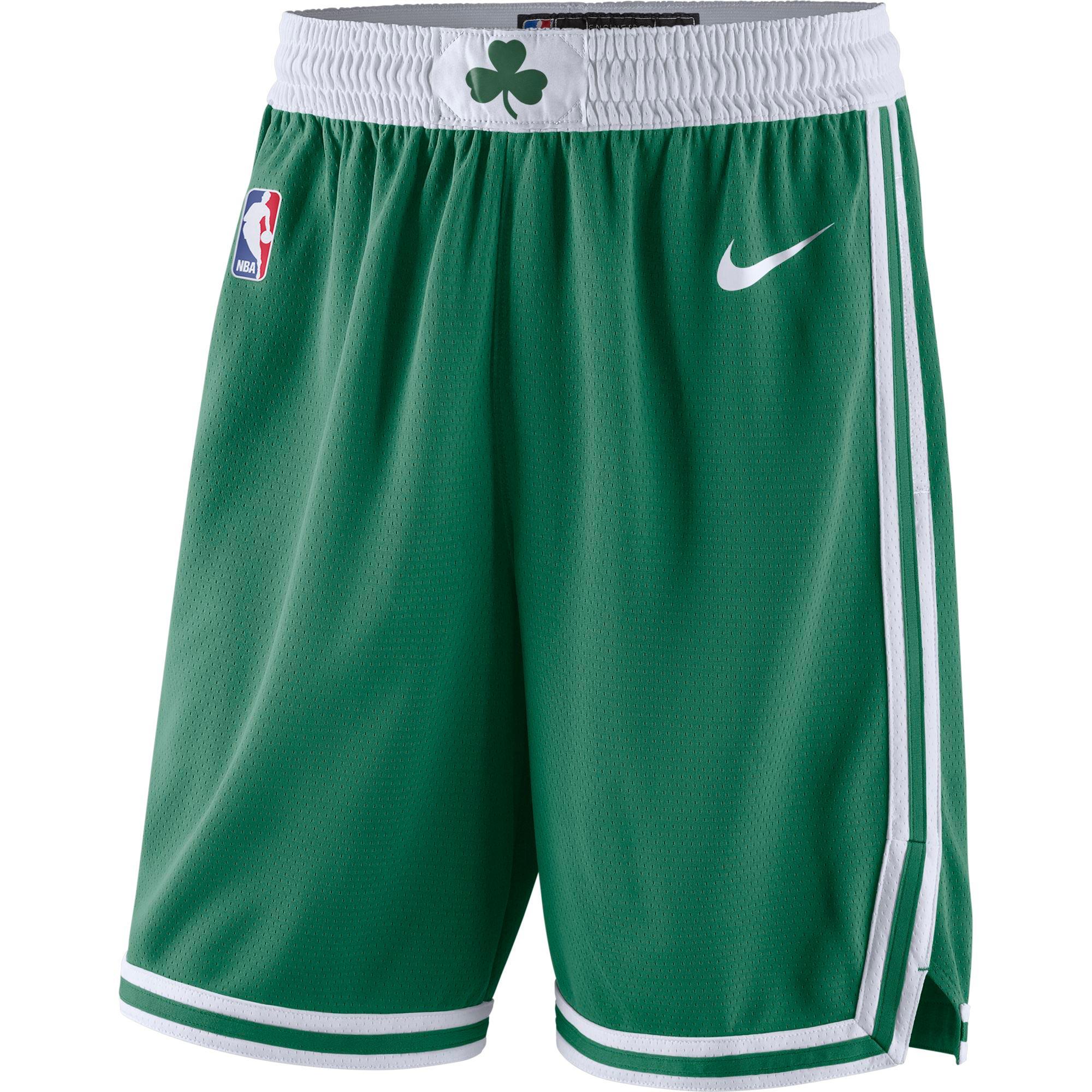 """Boston Celtics Nike Icon Swingman Shorts - Mens"""