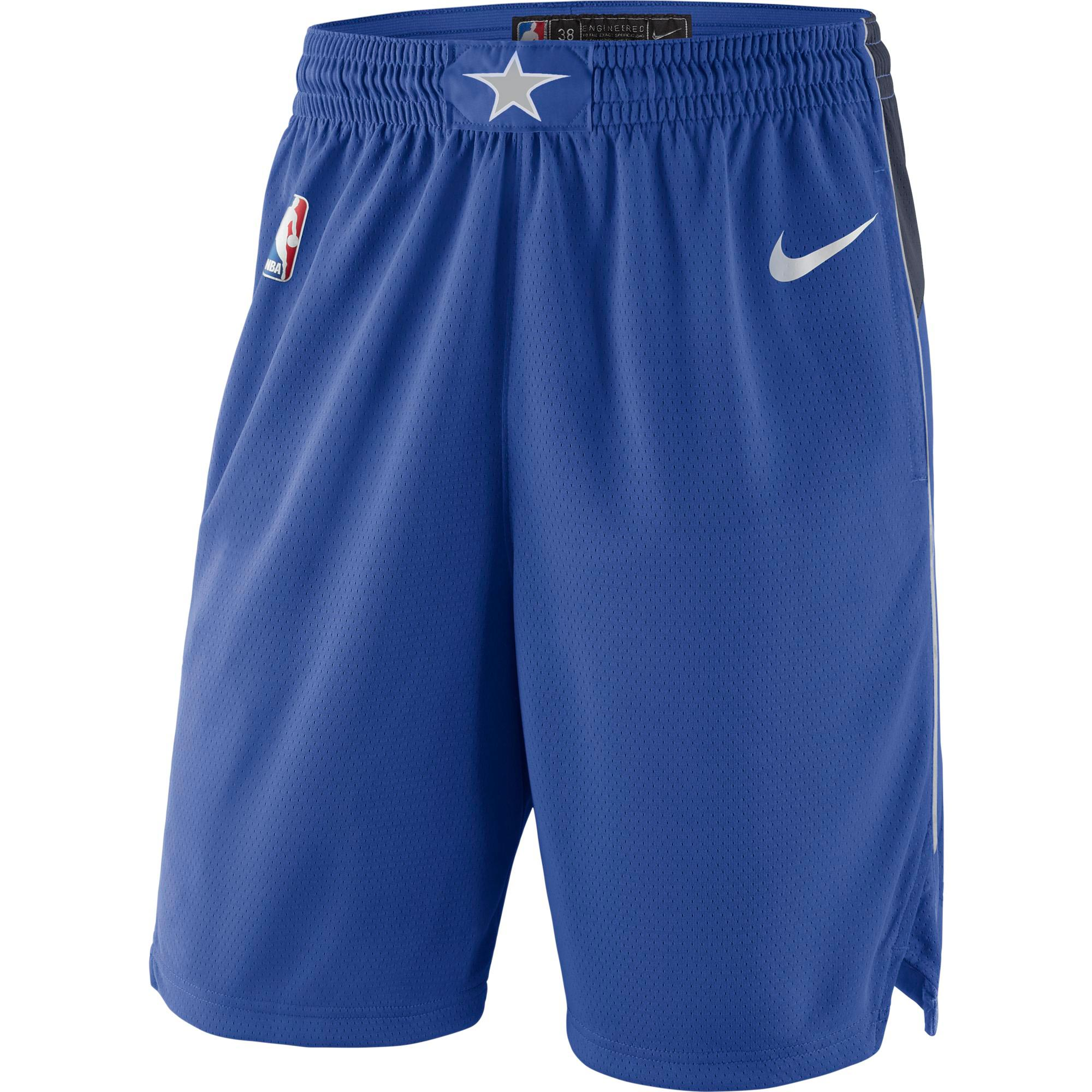 """Dallas Mavericks Nike Icon Swingman Shorts - Mens"""