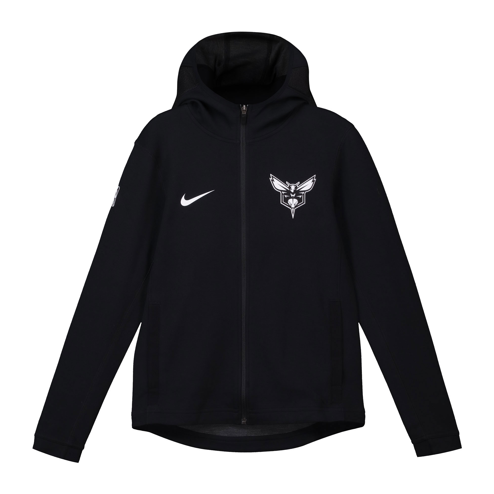 Club Branded / Charlotte Hornets Charlotte Hornets Nike Thermaflex Showtime Jacket - Youth