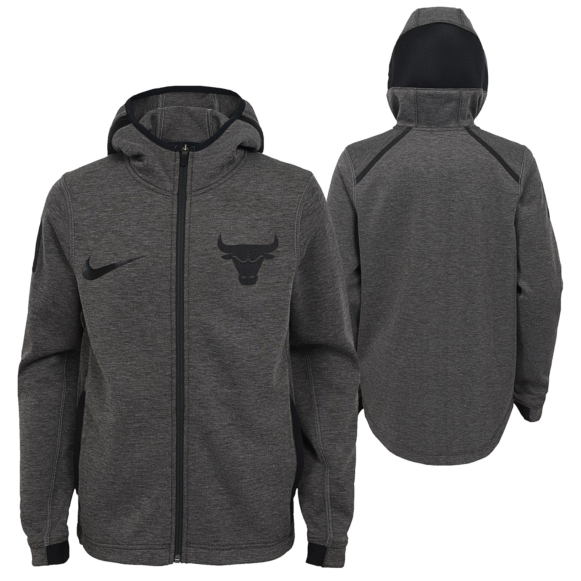 Outerstuff EMEA Ltd / Chicago Bulls Nike Showtime Therma Flex Hoodie - Youth