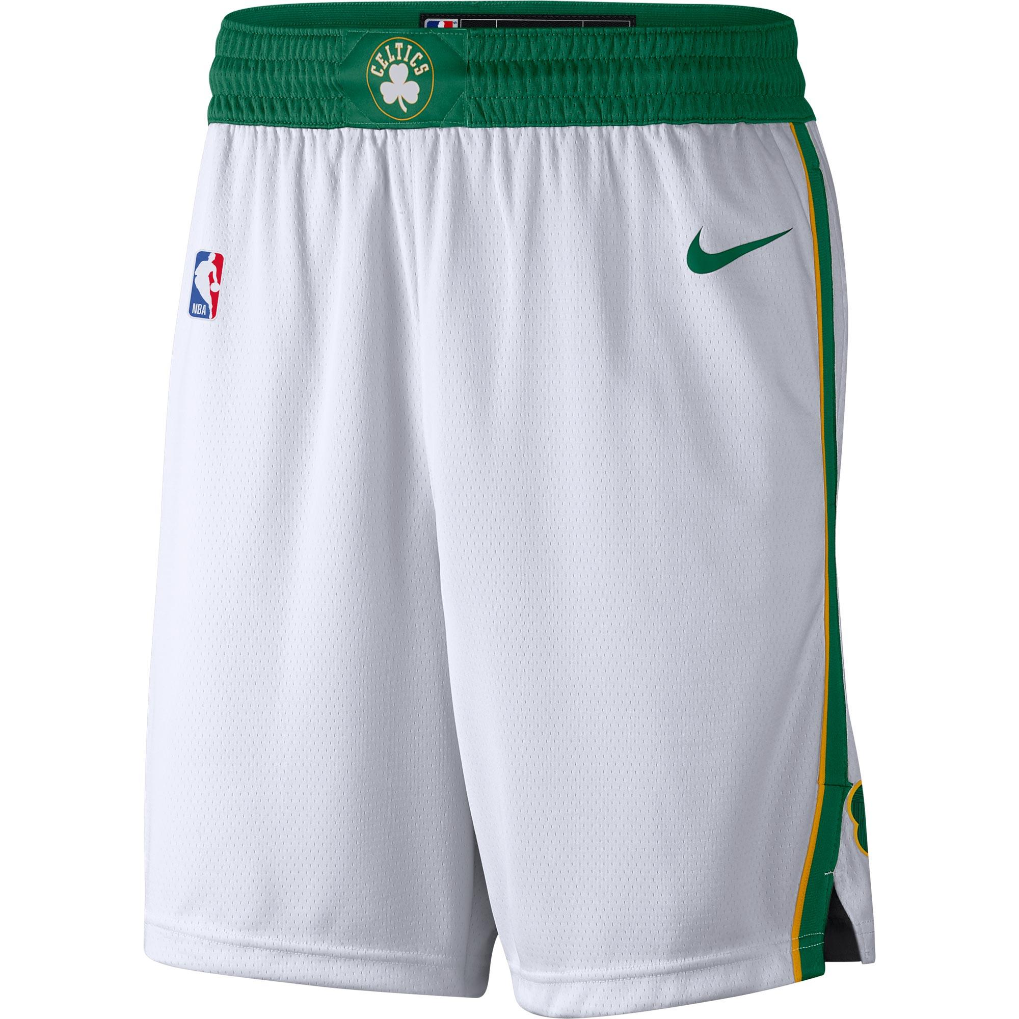 """Boston Celtics Nike City Edition Swingman Short - Mens"""