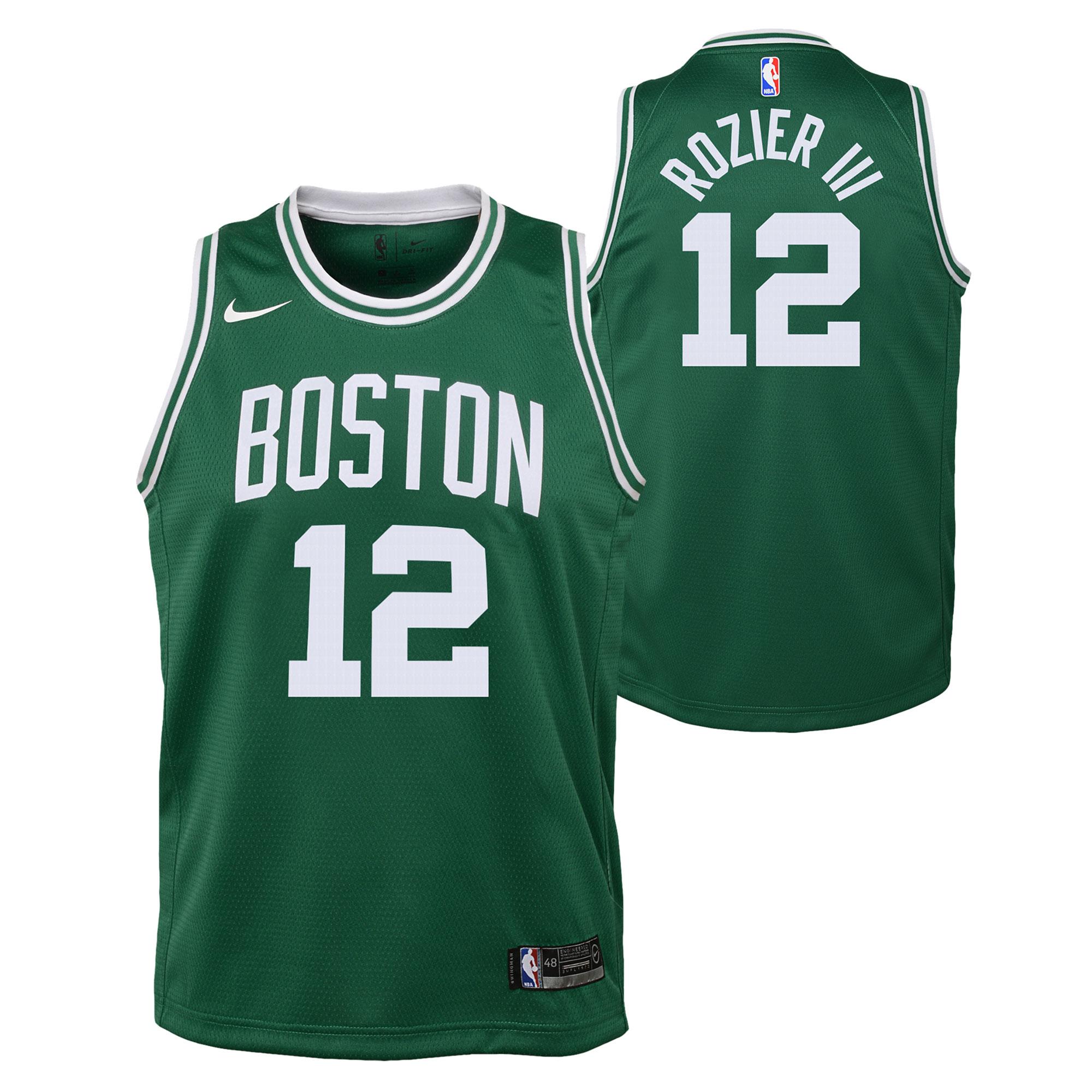 """Boston Celtics Nike Icon Swingman Jersey - Terry Rozier - Youth"""