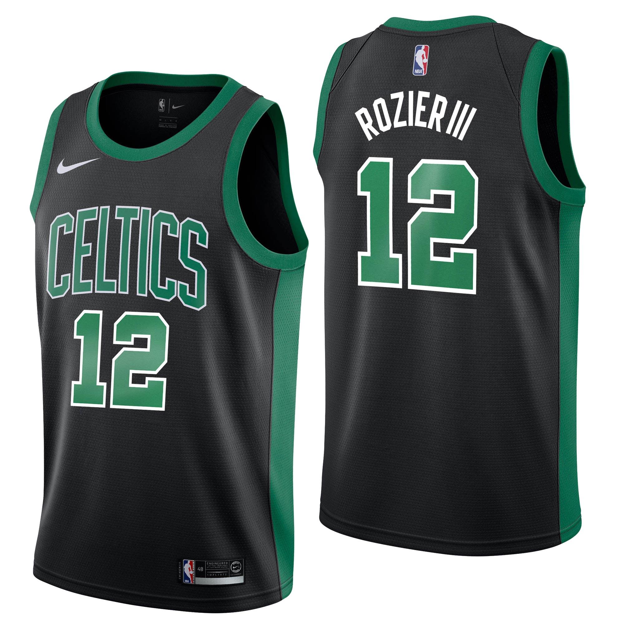 """Boston Celtics Nike Statement Swingman Jersey - Terry Rozier - Mens"""