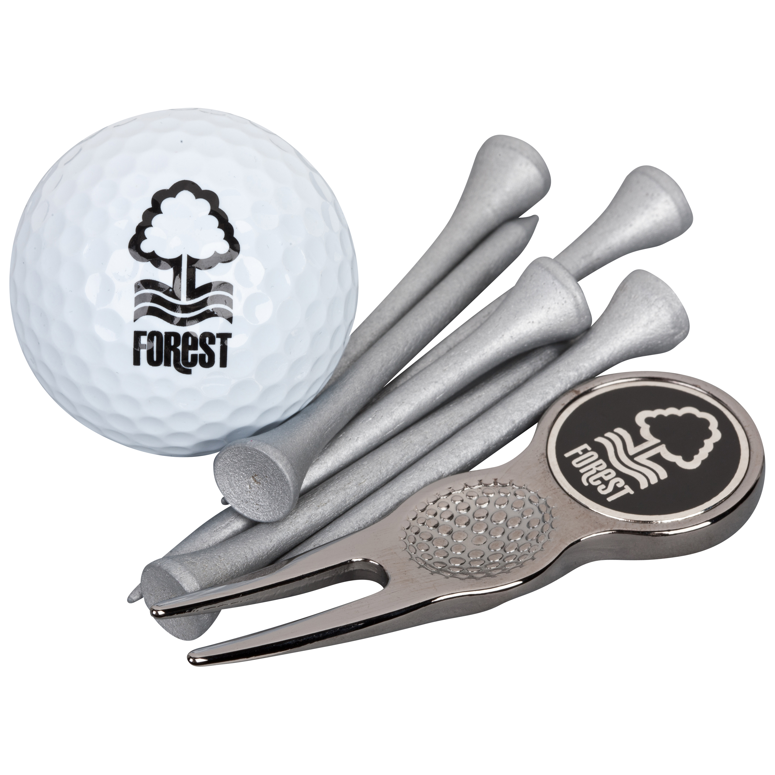 Nottingham Forest Executive Golf Gift Tube