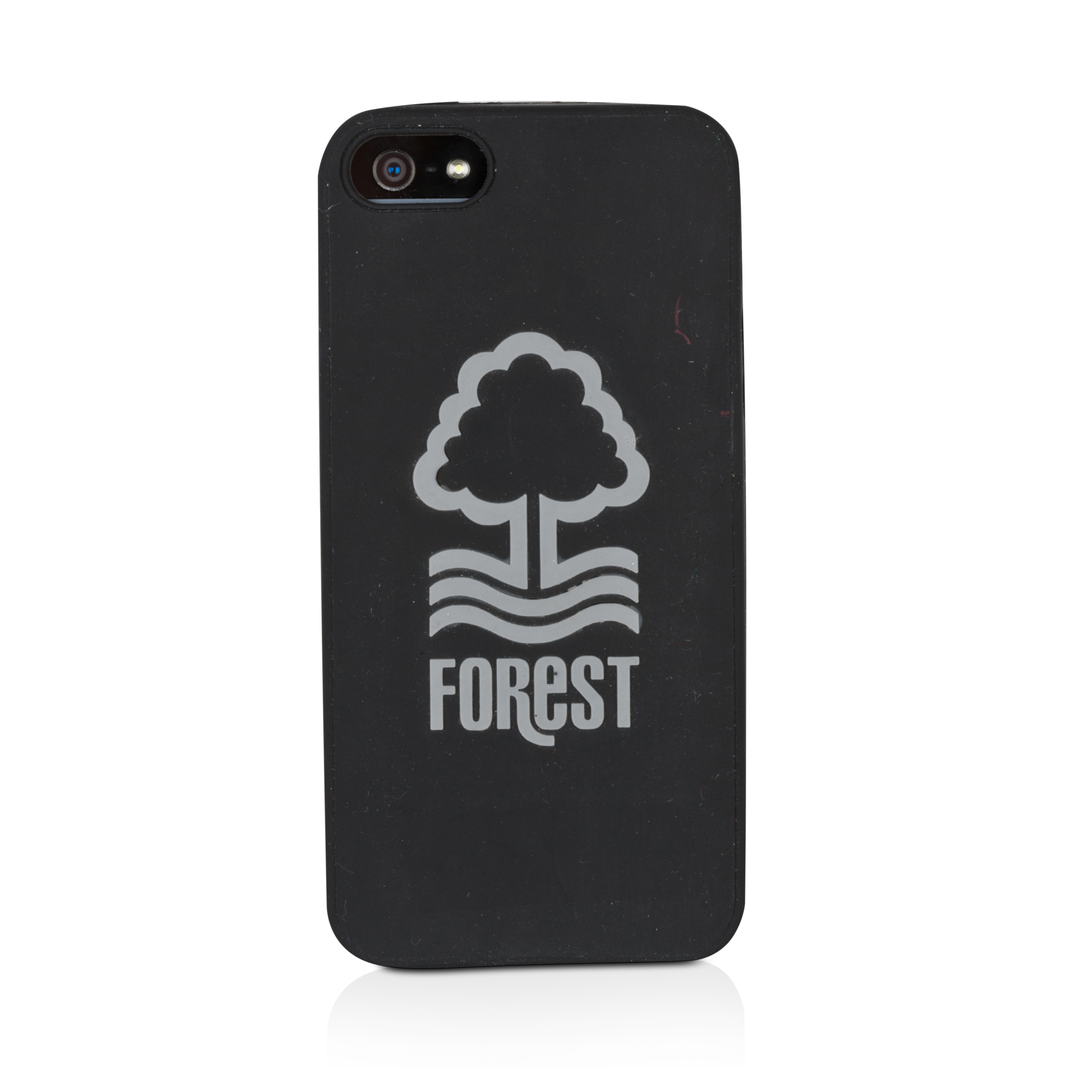 Nottingham Forest Crest iphone 5th Generation Silicon Skin