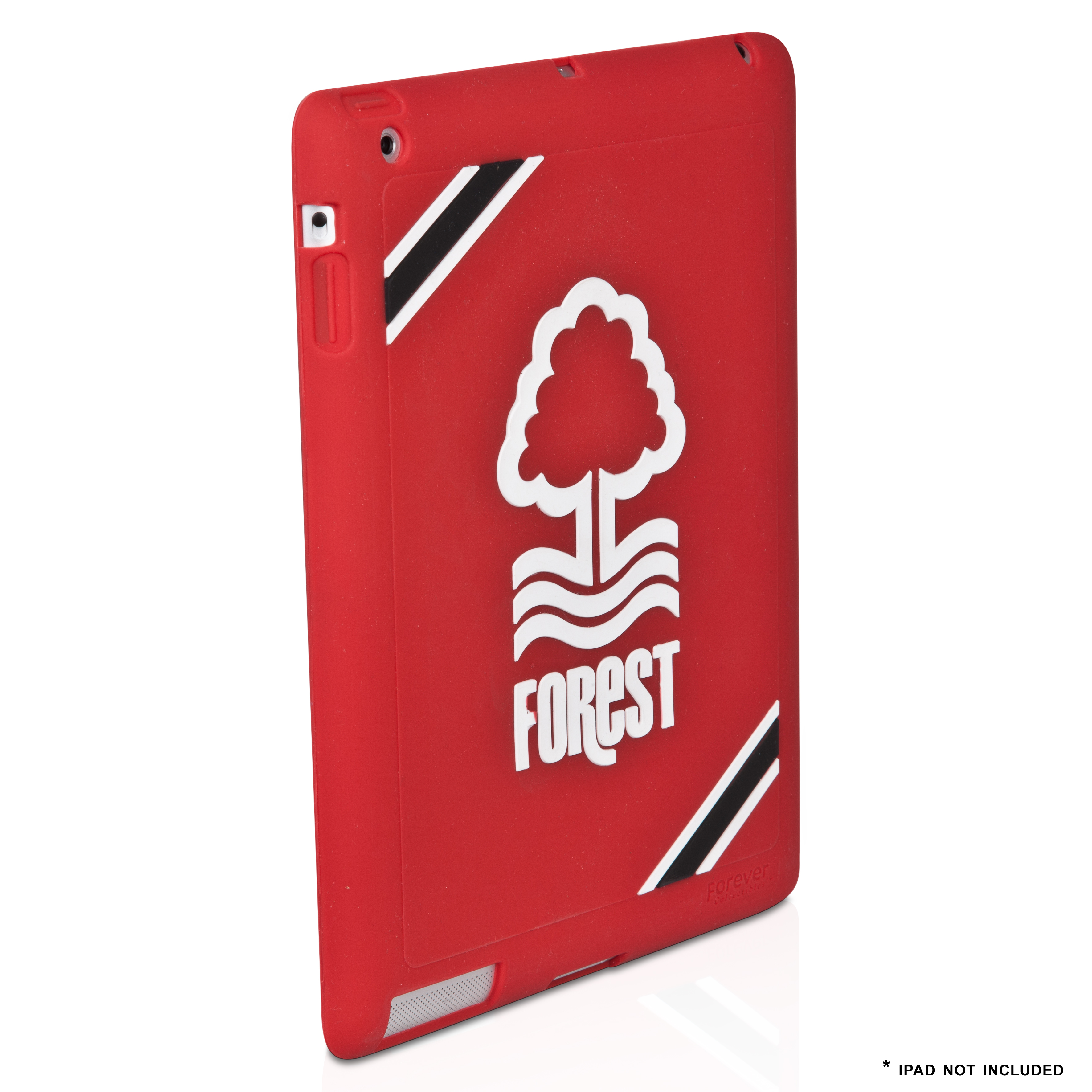 Nottingham Forest Crest Ipad Silicon Skin