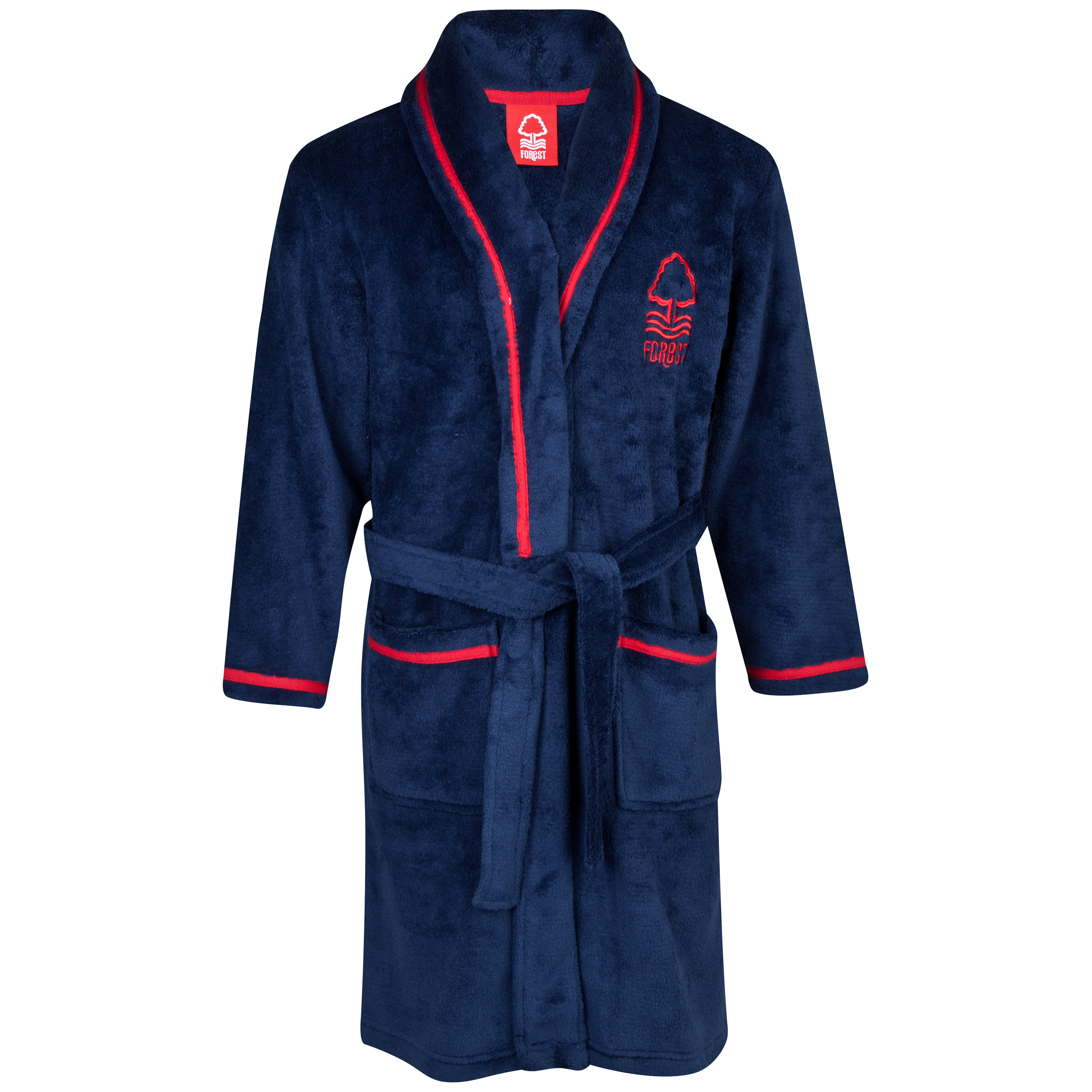 Nottingham Forest Robe Boys Navy