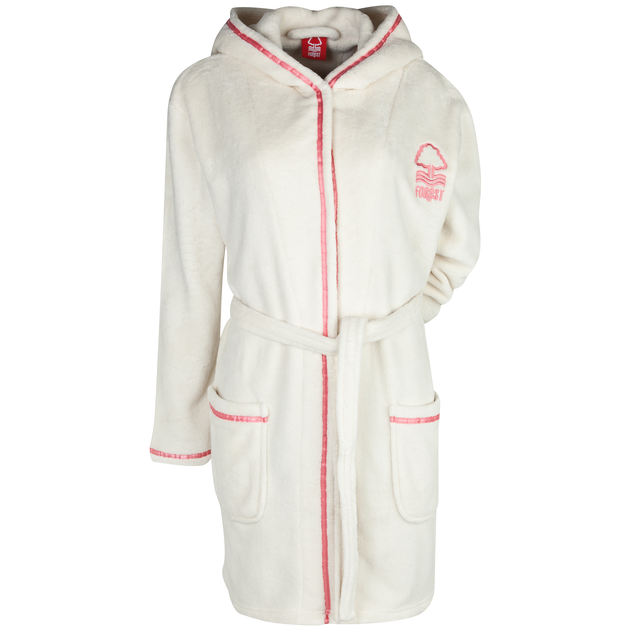 Nottingham Forest Robe Womens Cream