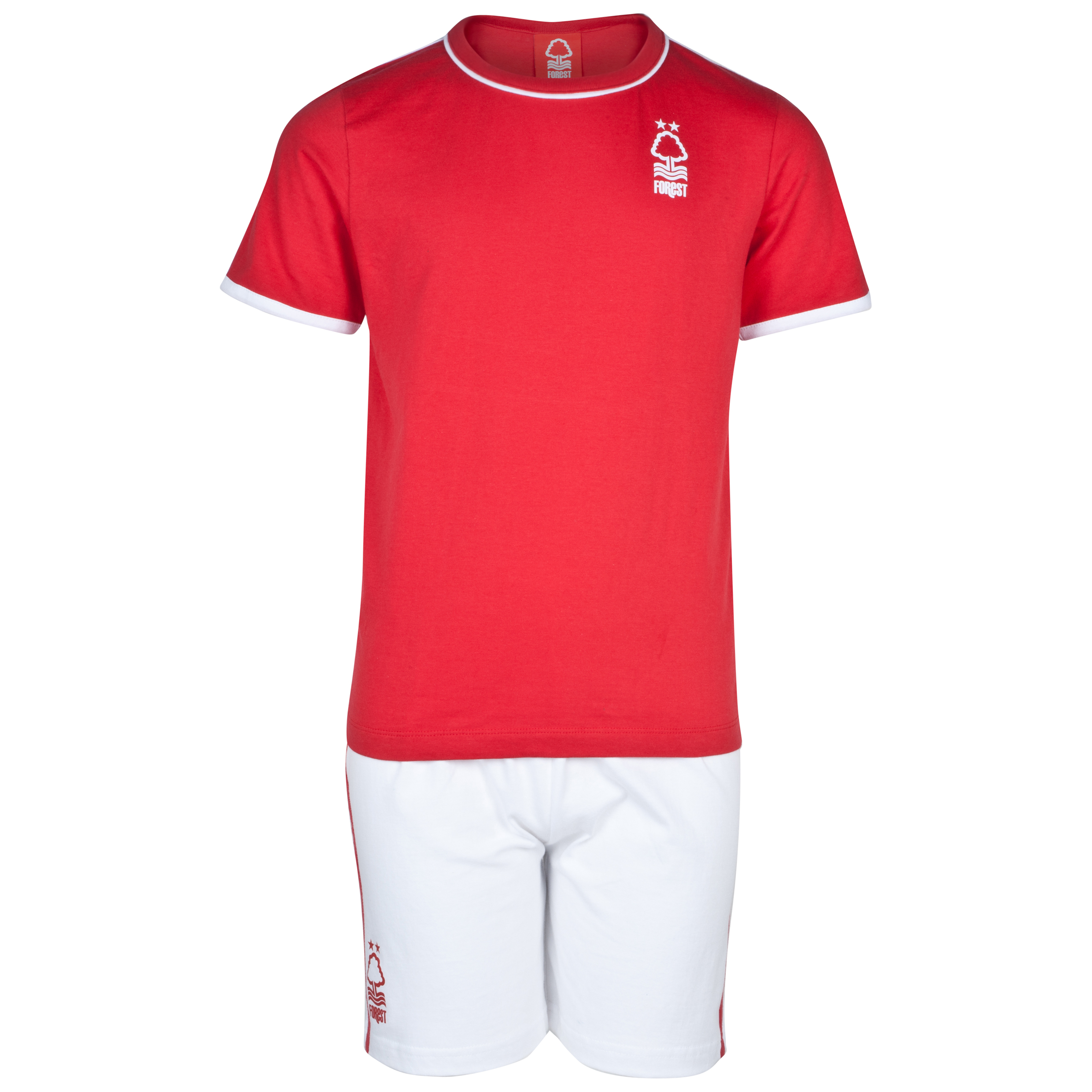 Nottingham Forest 13/14 Kit Pyjamas Boys Red