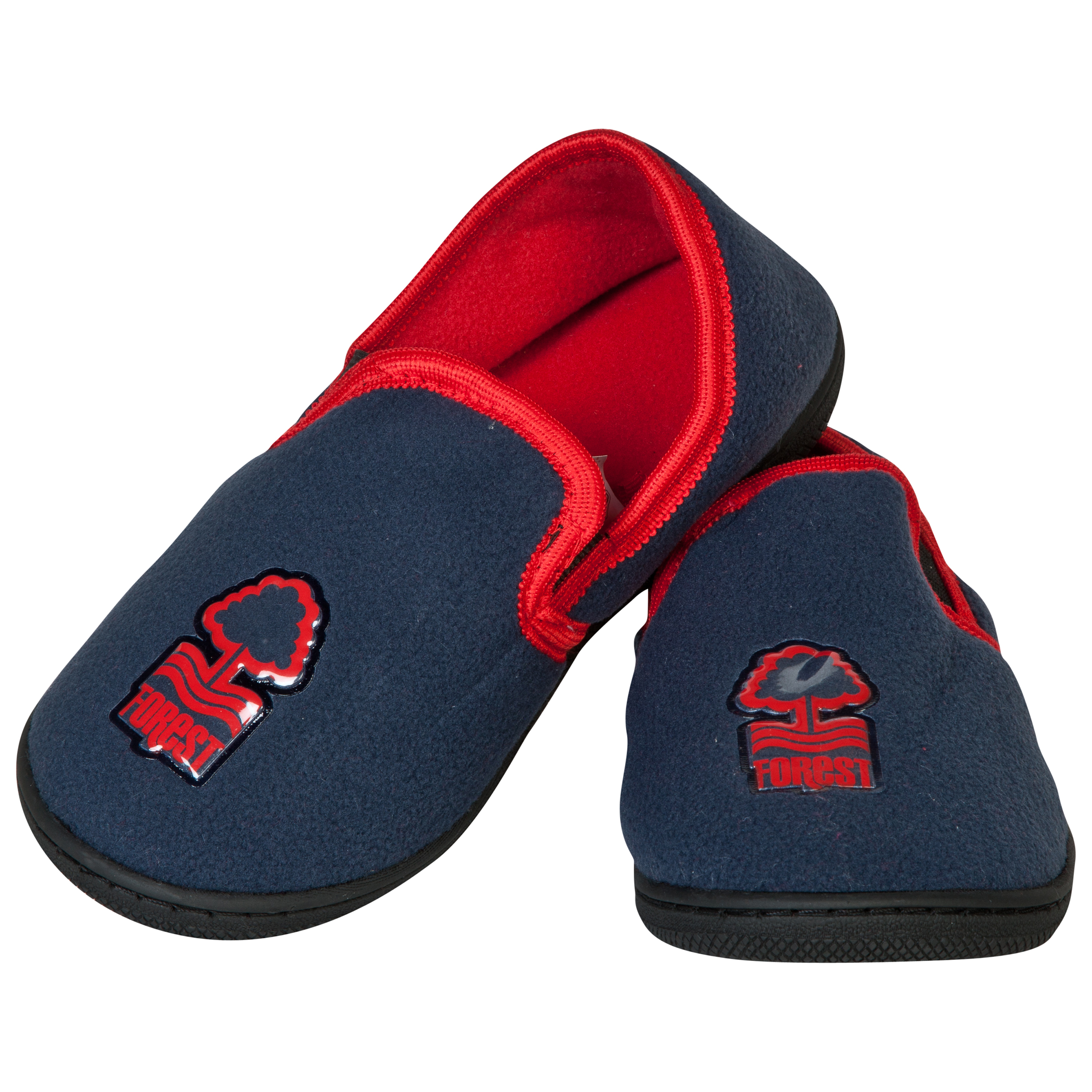 Nottingham Forest Joshua Slippers Boys Navy