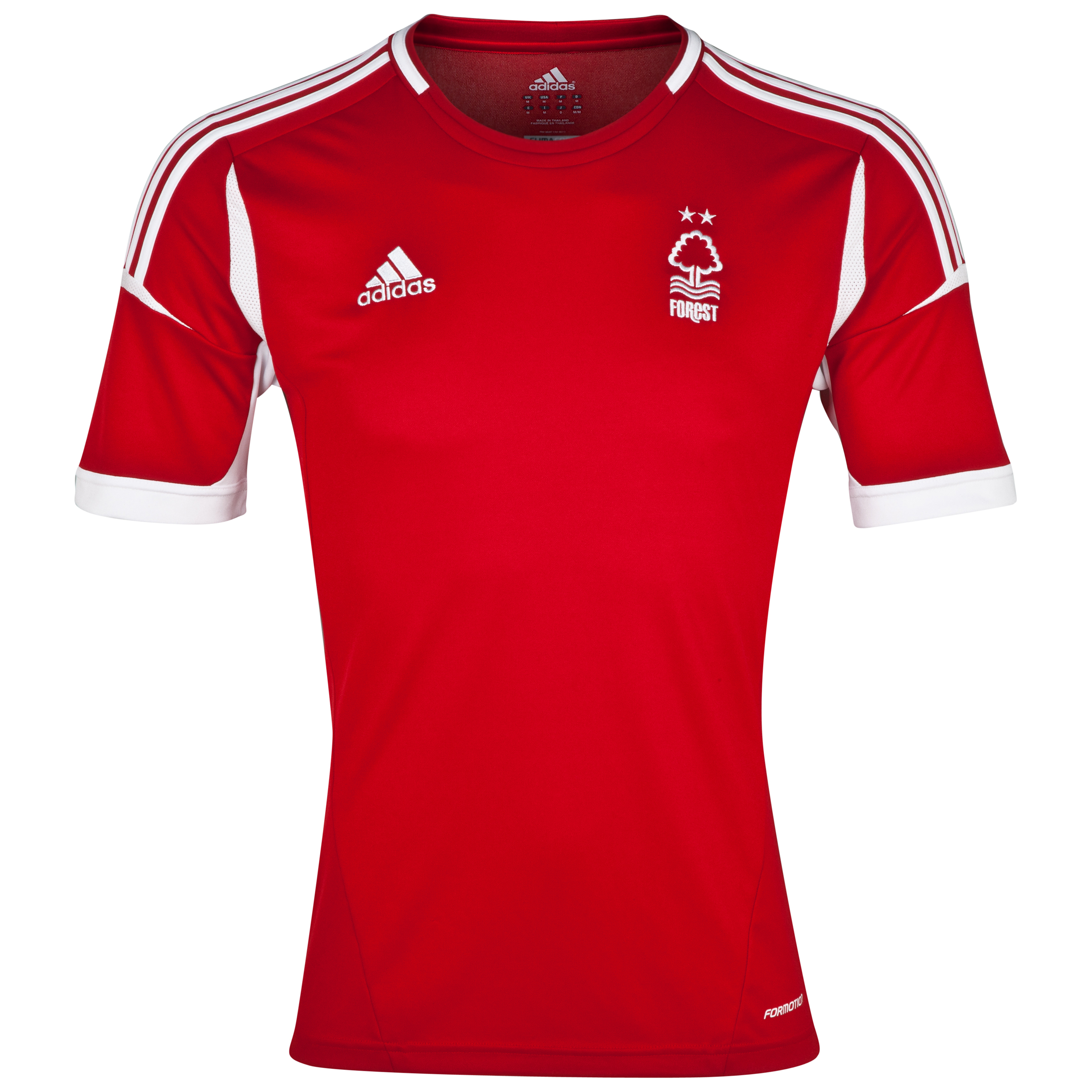 Nottingham Forest Home Shirt 2013/14