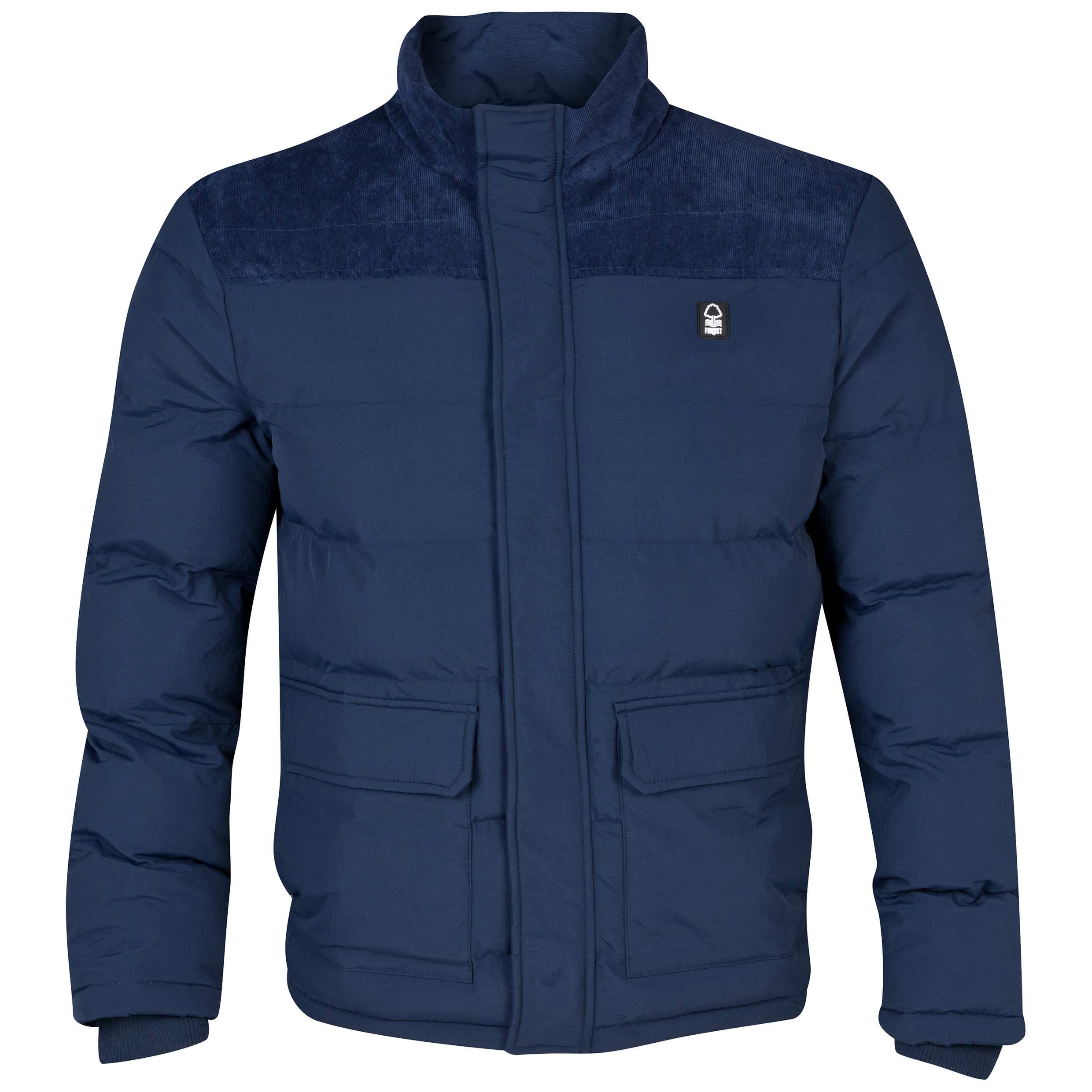 Nottingham Forest Rutland Jacket - Mens Navy