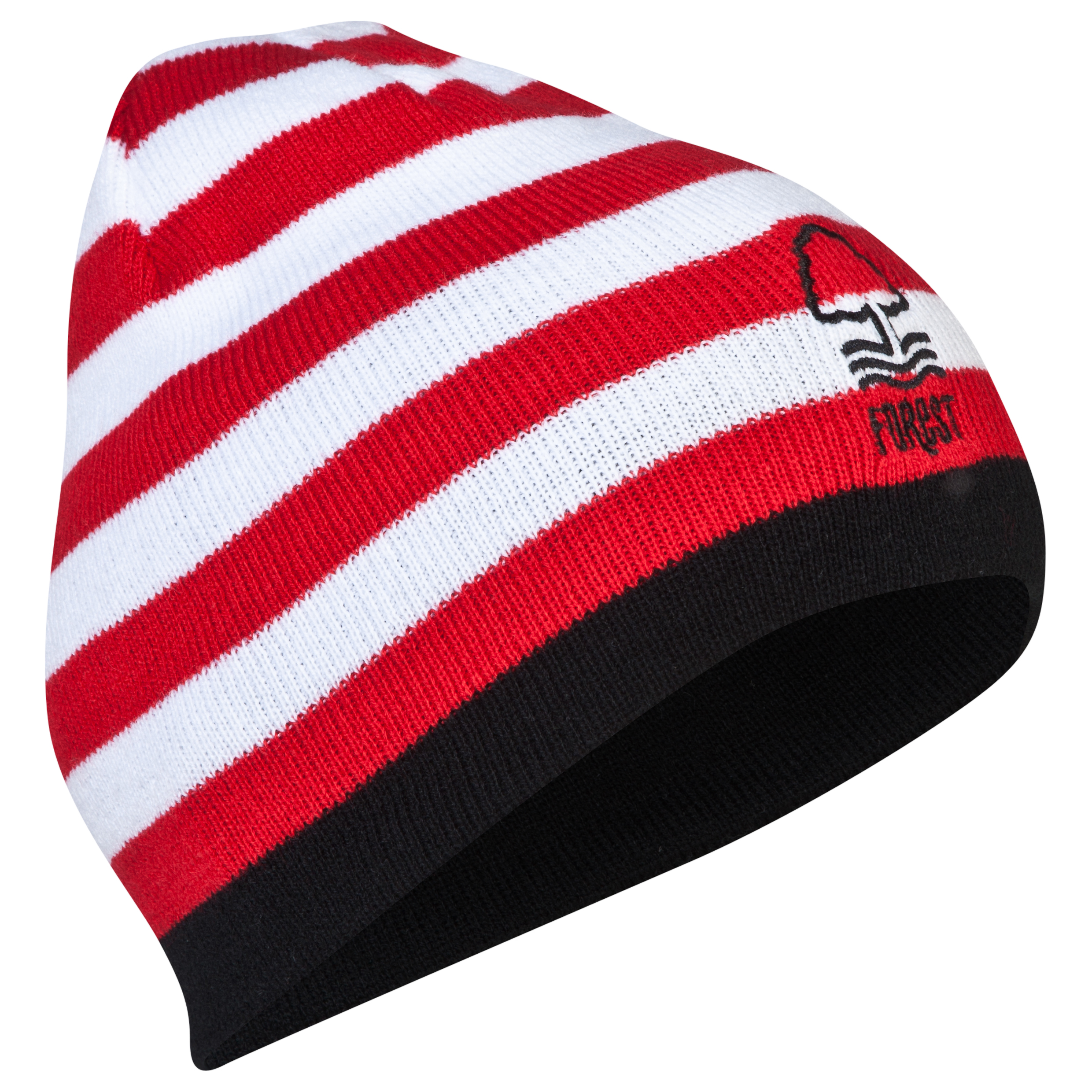 Nottingham Forest Reverse Hat Red
