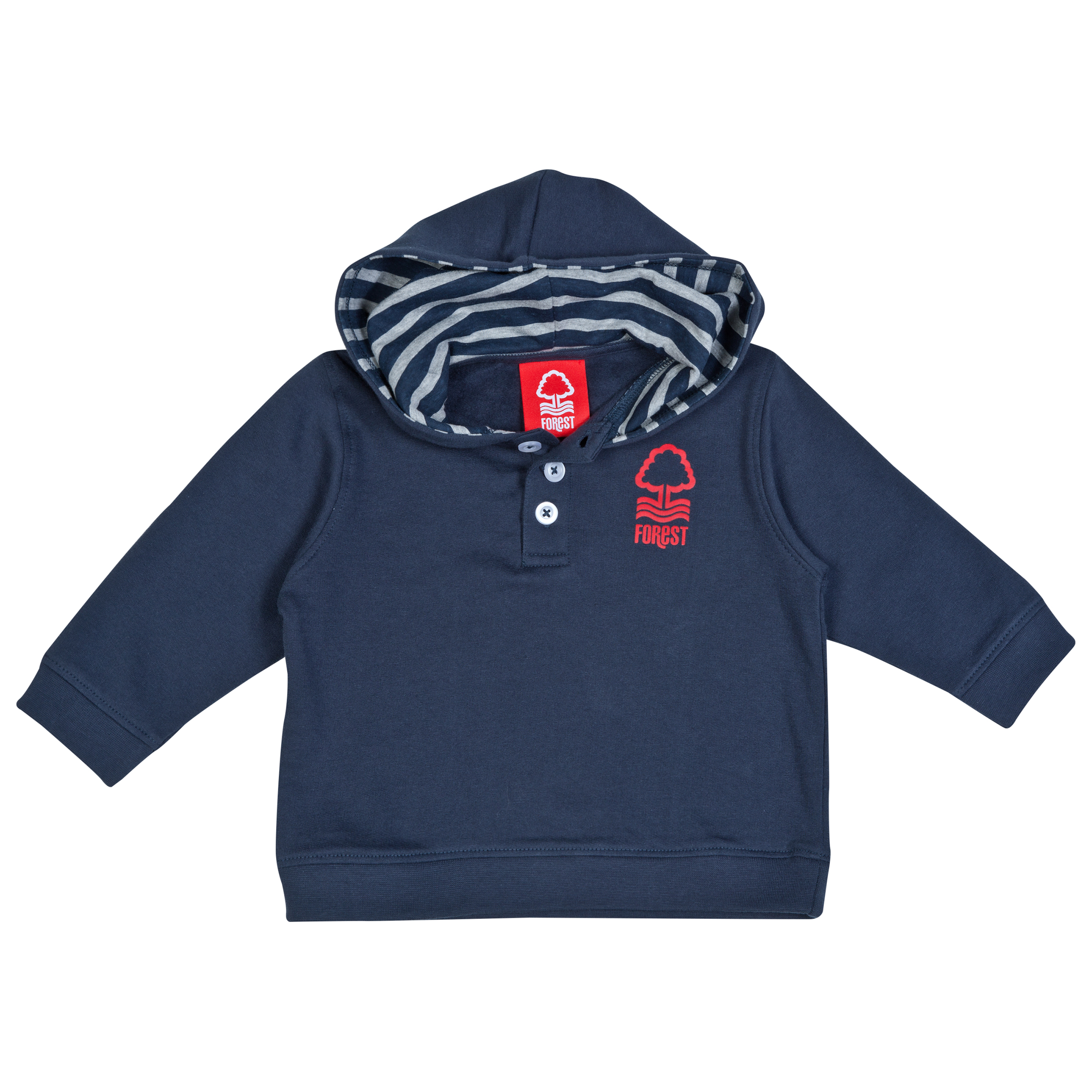 Nottingham Forest Harry Hoodie-Baby Navy