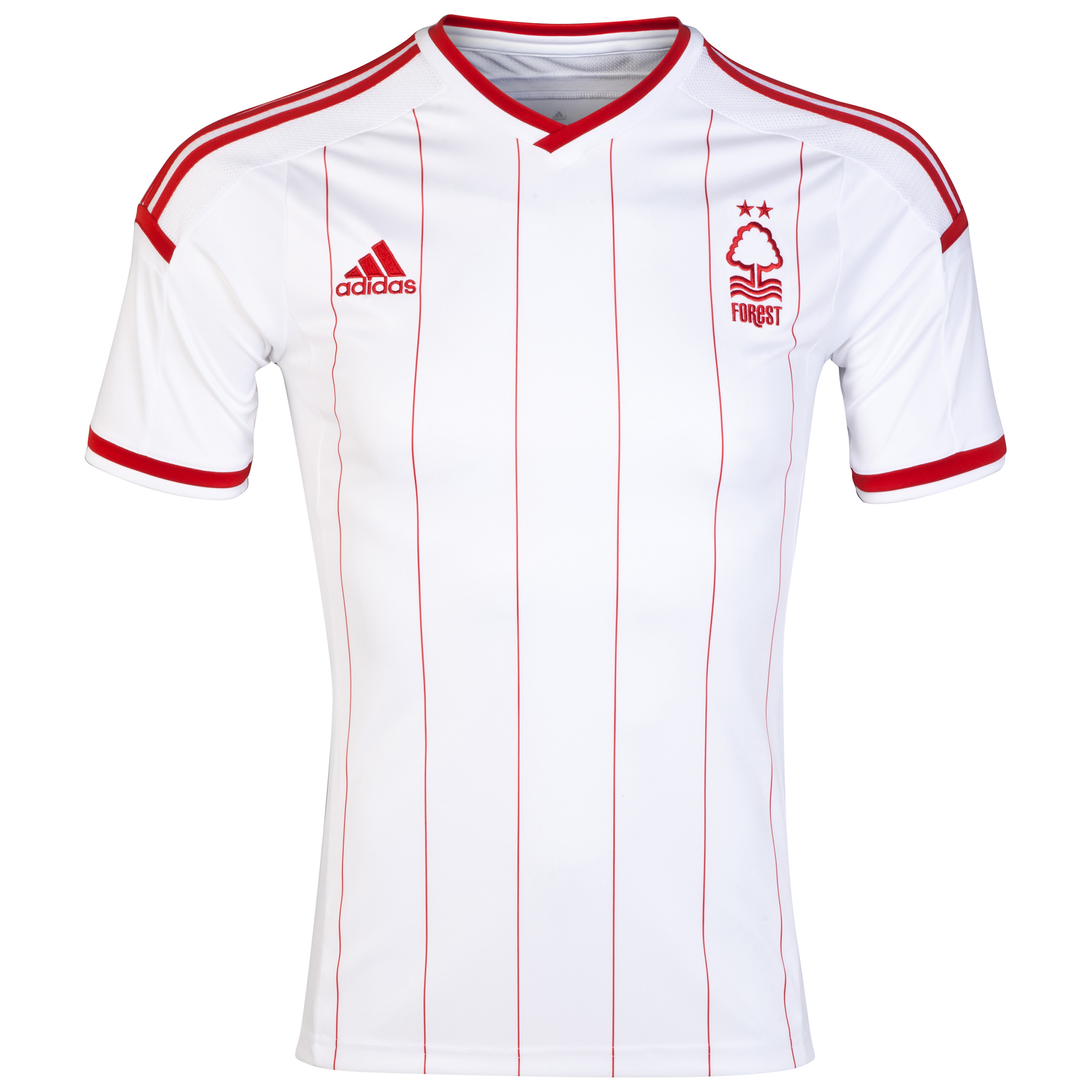 Nottingham Forest Away Shirt 2014/15 White