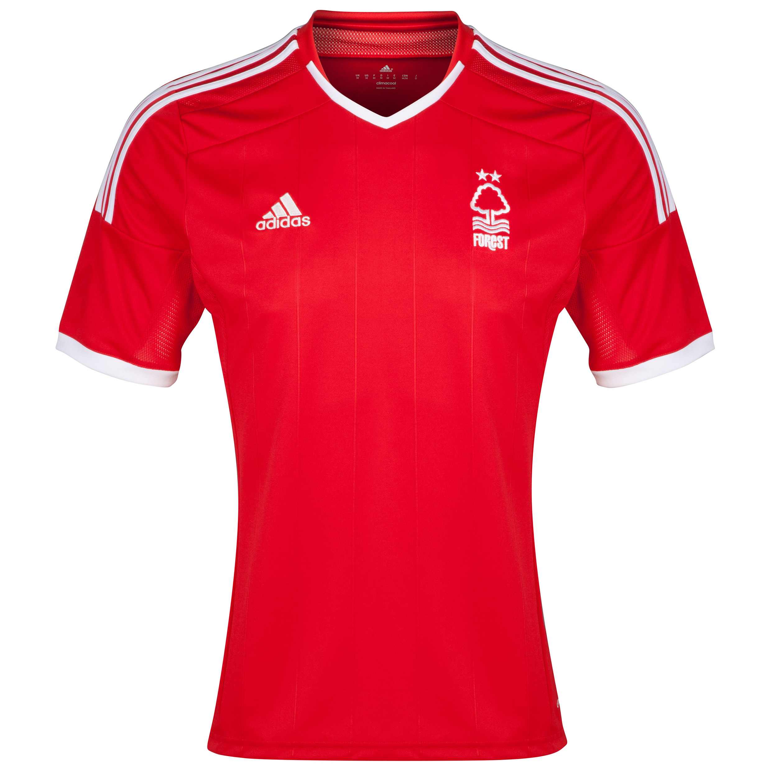 Nottingham Forest Home Shirt 2014/15 Red