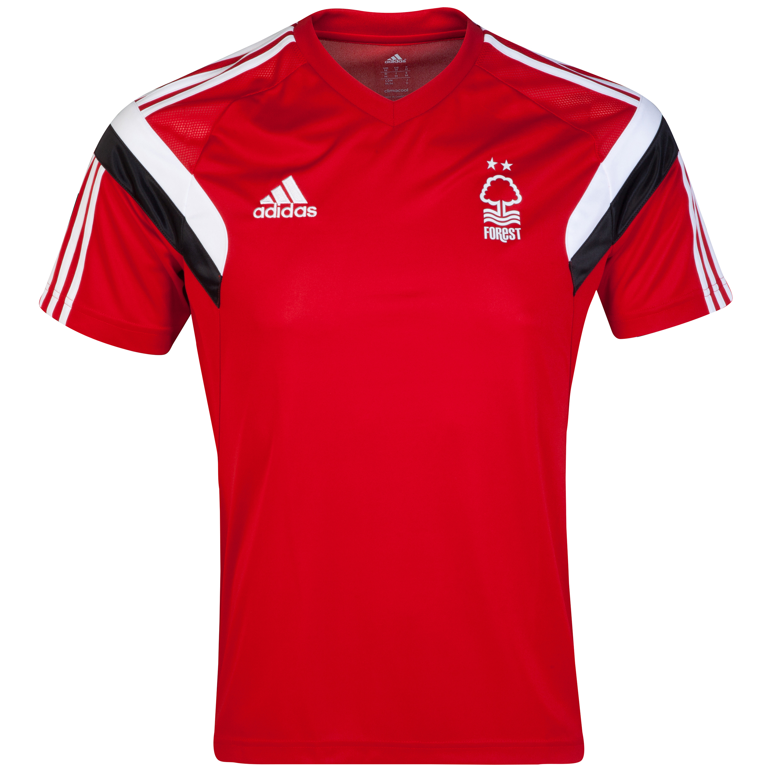 Nottingham Forest Condivo 14 Training Jersey Red