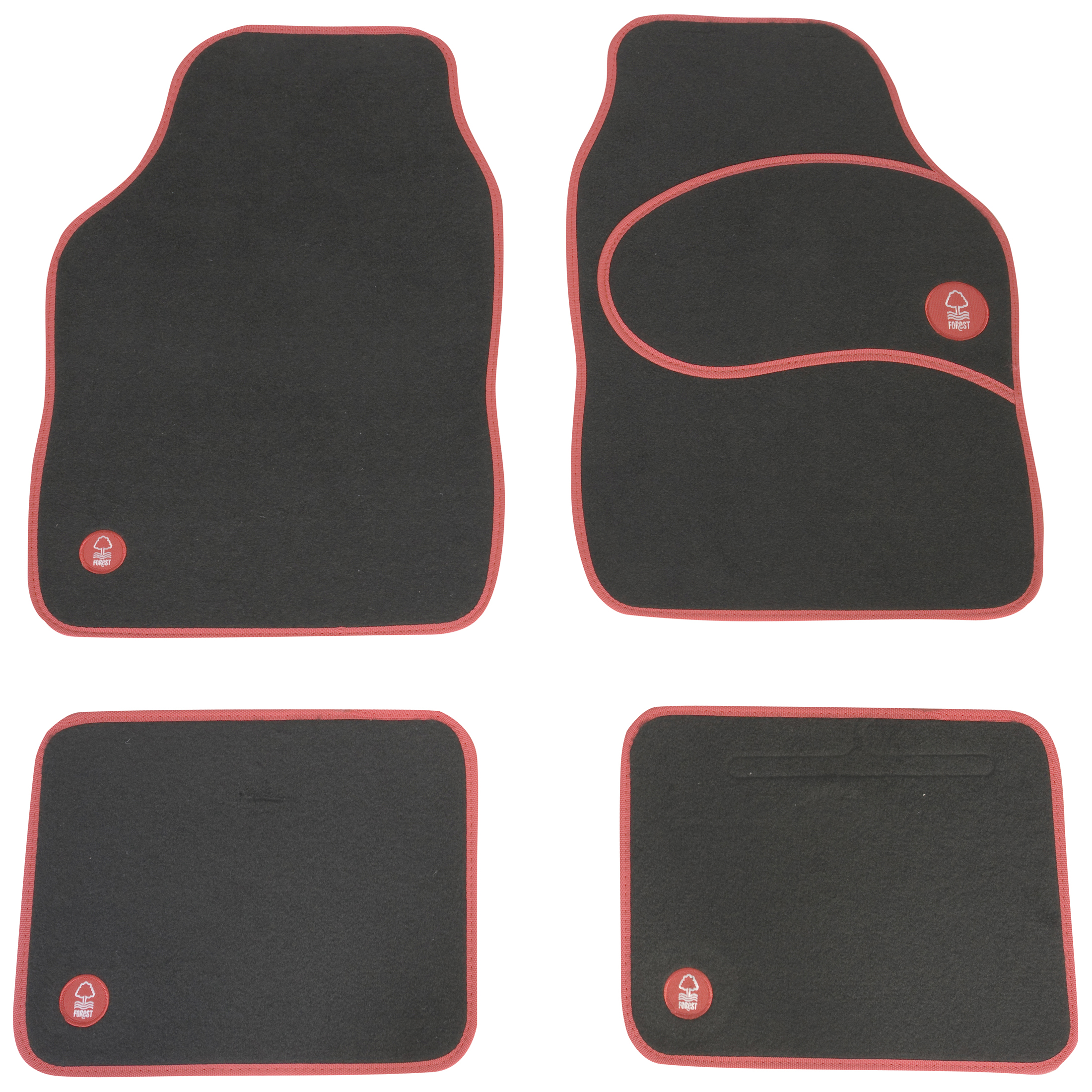 Nottingham Forest Car Mats