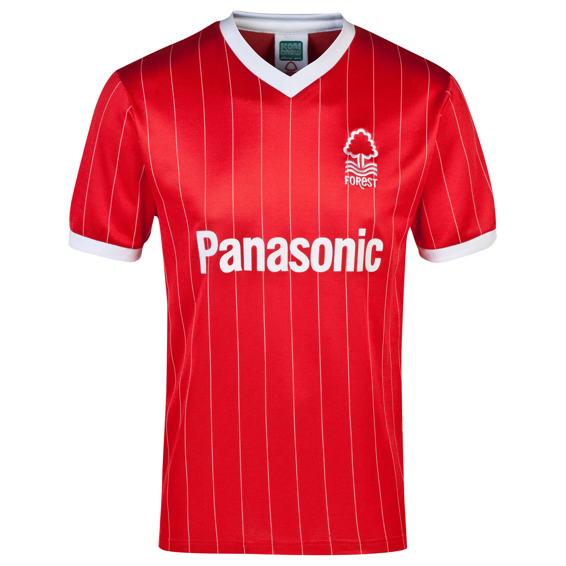 Nottingham Forest 1982 Home Shirt - Red