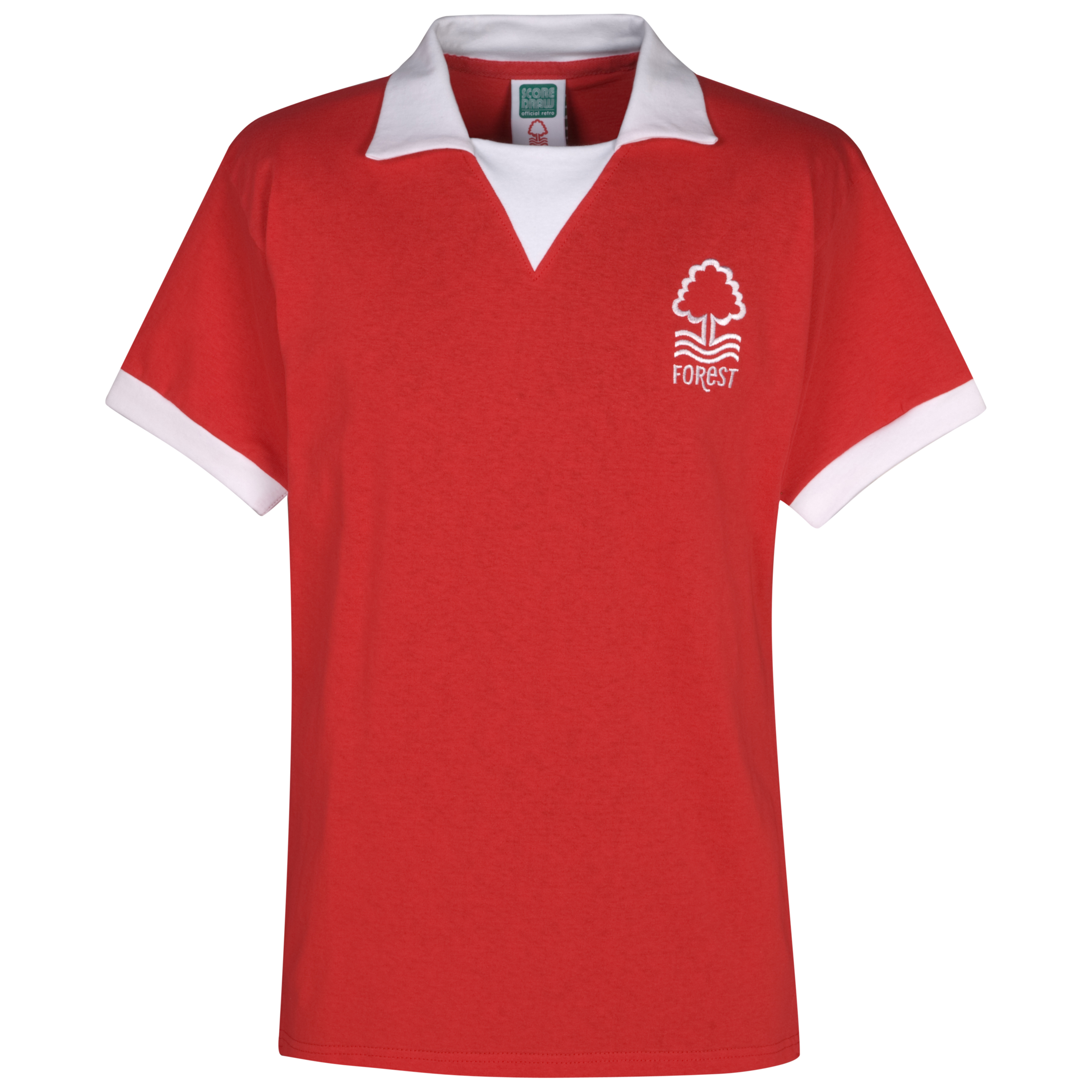Nottingham Forest 1974 Home Shirt