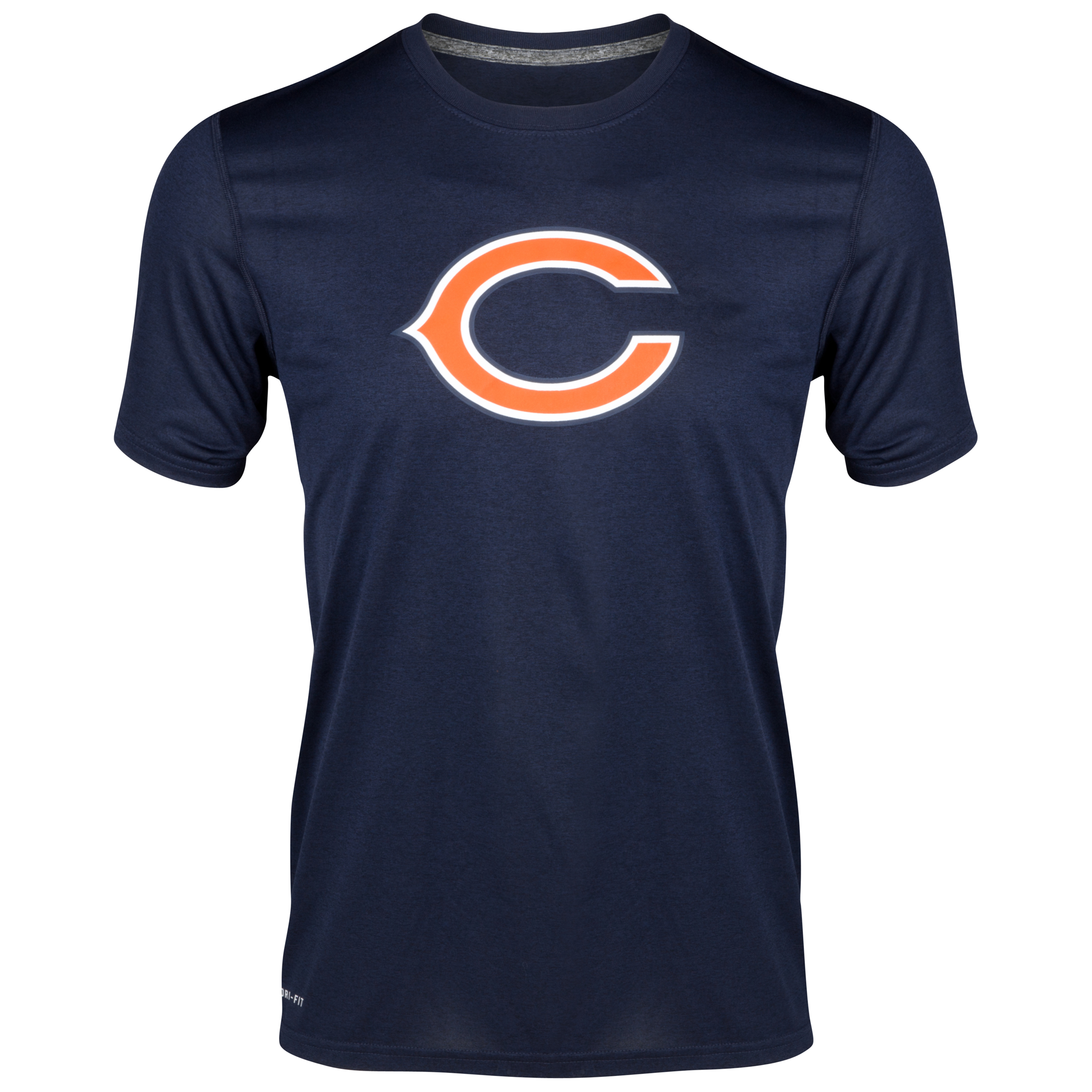Chicago Bears Logo T-Shirt - Marine