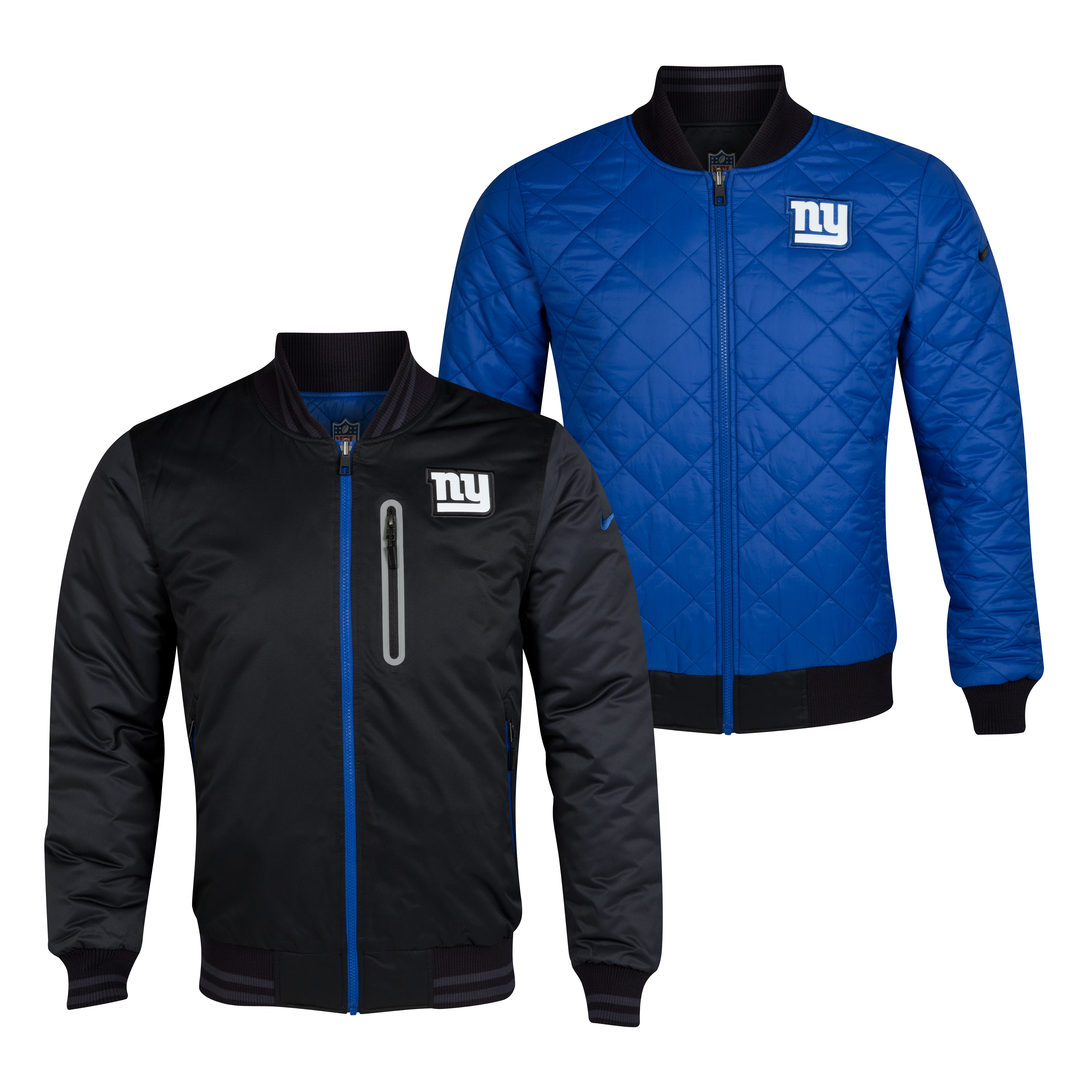 New York Giants Destroyer Jacket - Black