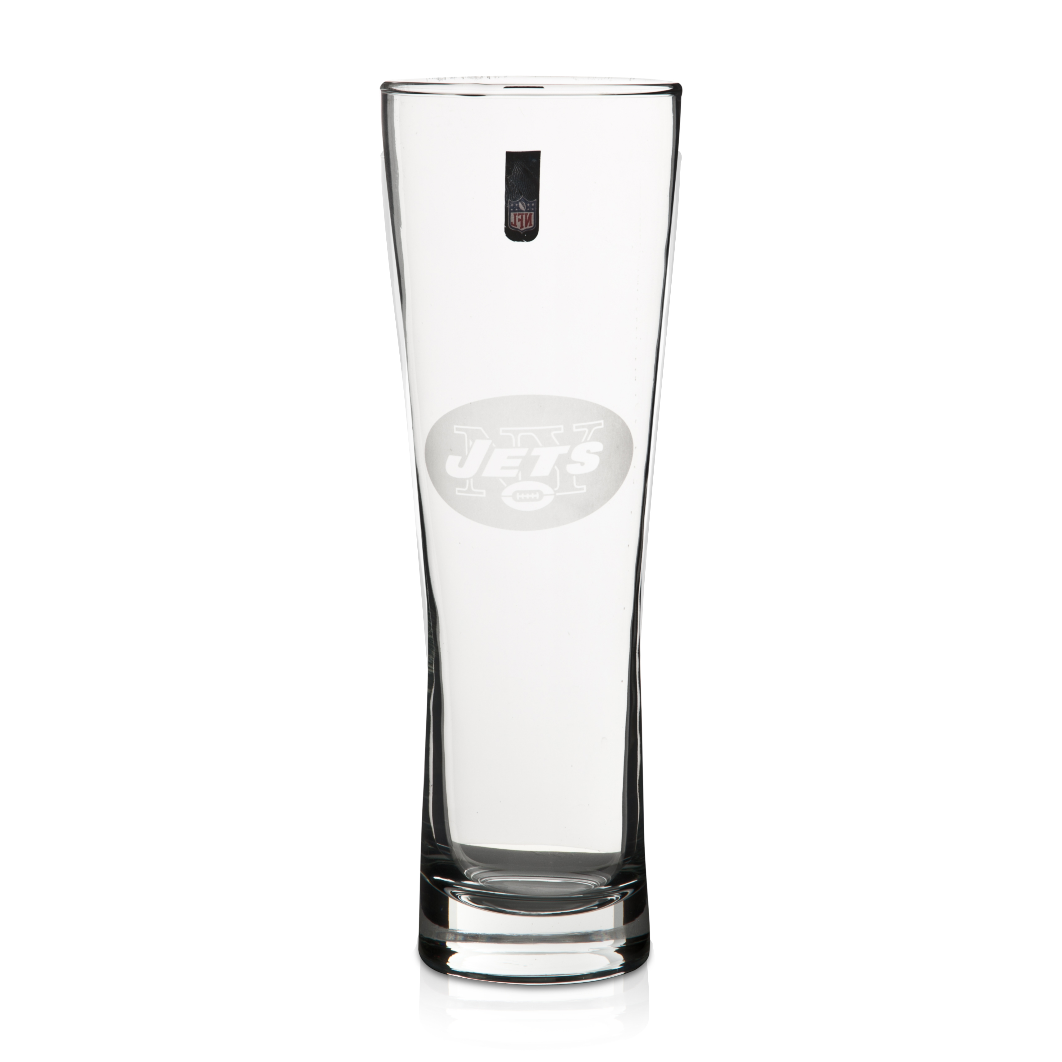 New York Jets Continental Beer Glass