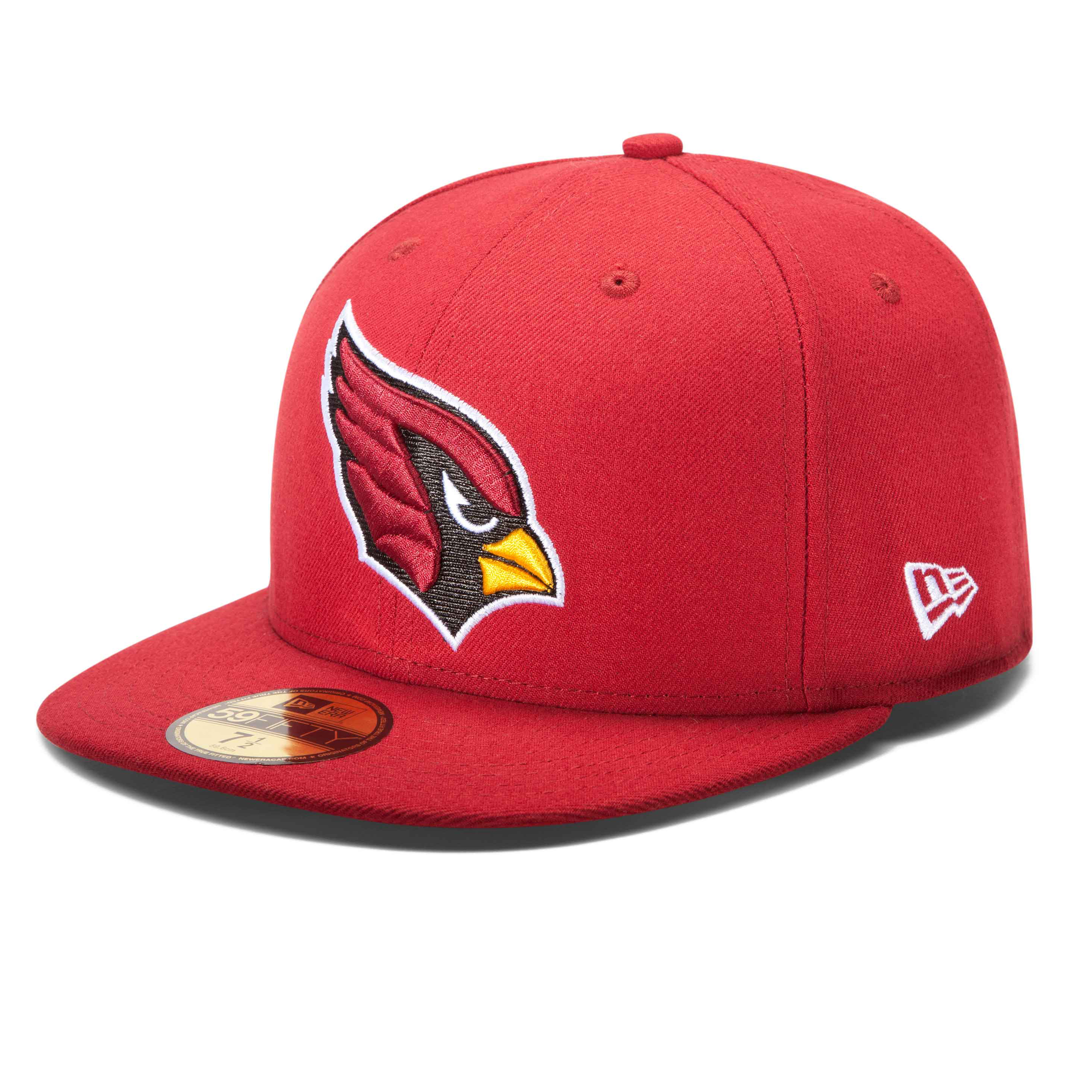 Arizona Cardinals New Era 59FIFTY Authentic On Field Fitted Cap
