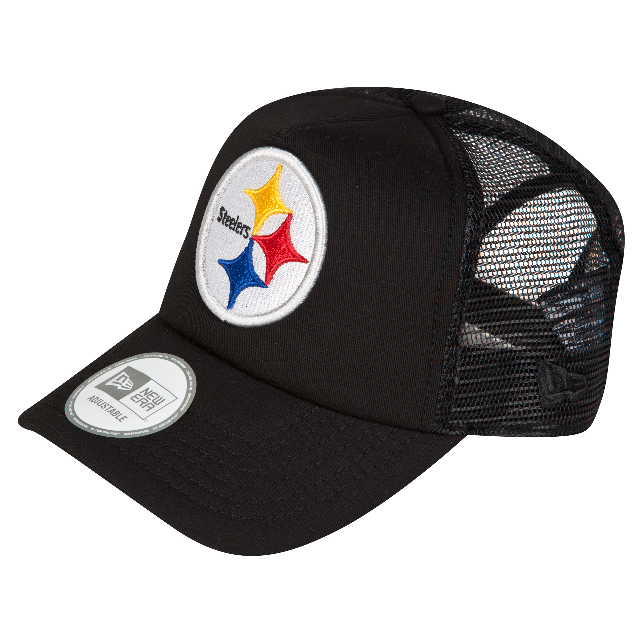 Pittsburgh Steelers Adjustable Holiday Trucker Cap