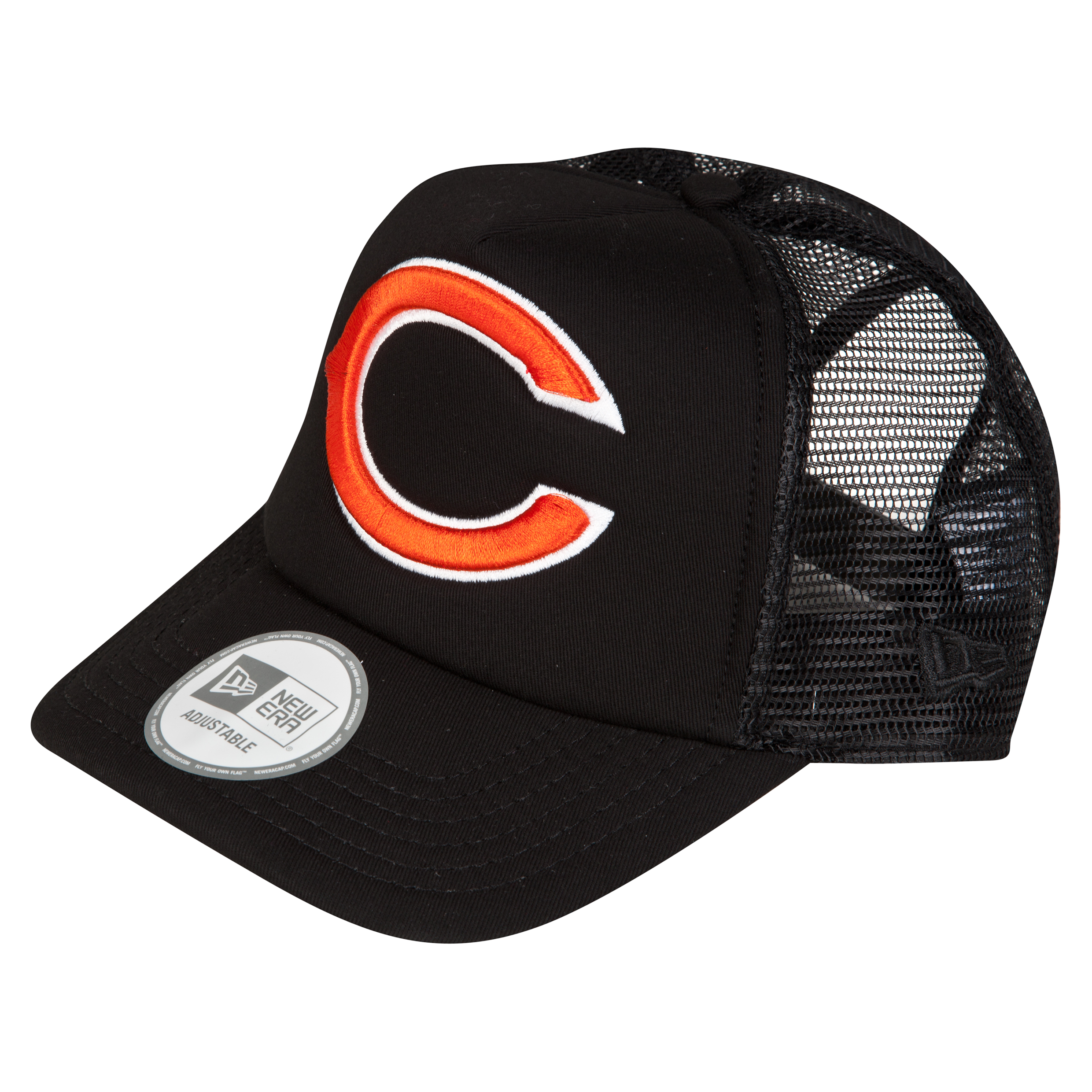 Chicago Bears Adjustable Holiday Trucker Cap