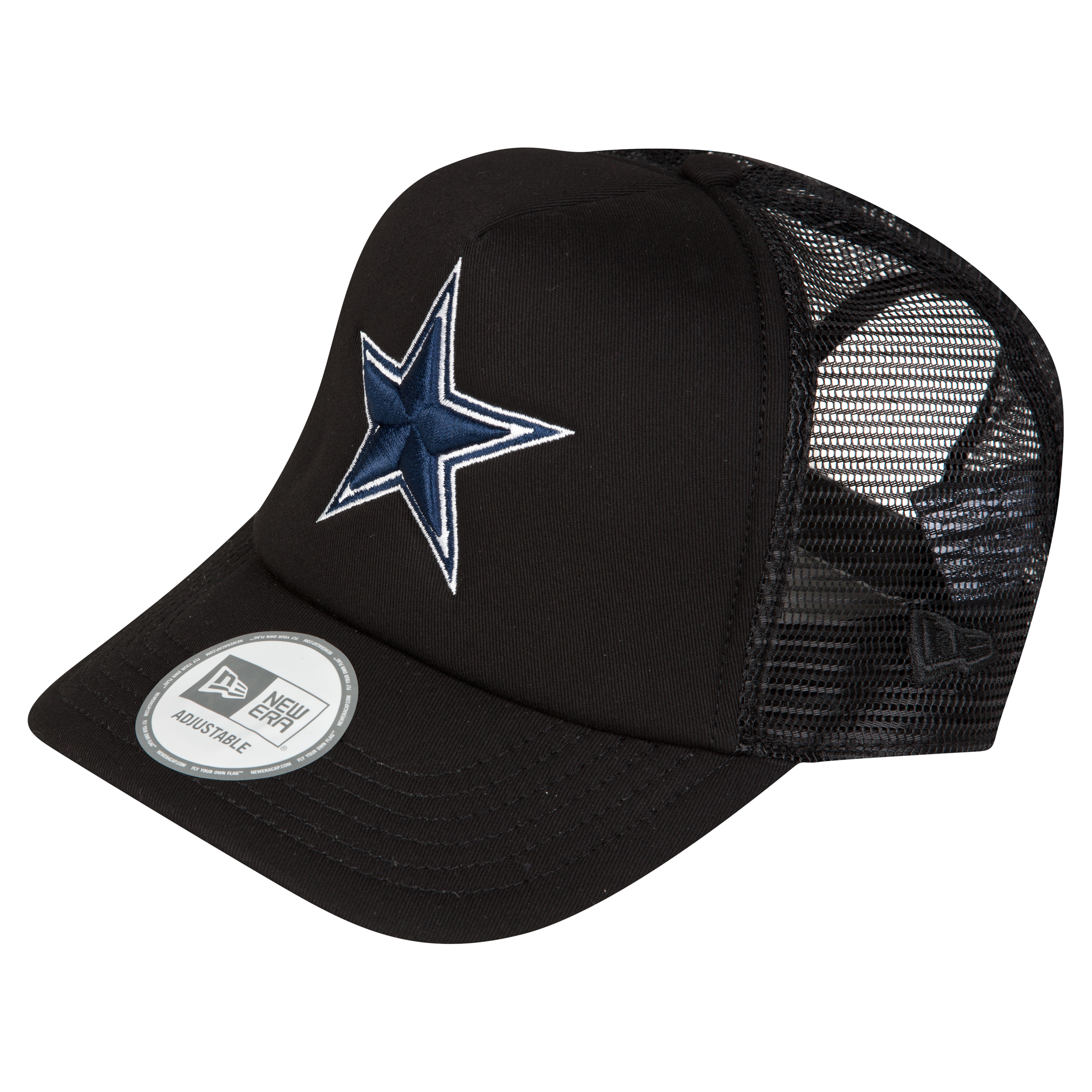 Dallas Cowboys Adjustable Holiday Trucker Cap